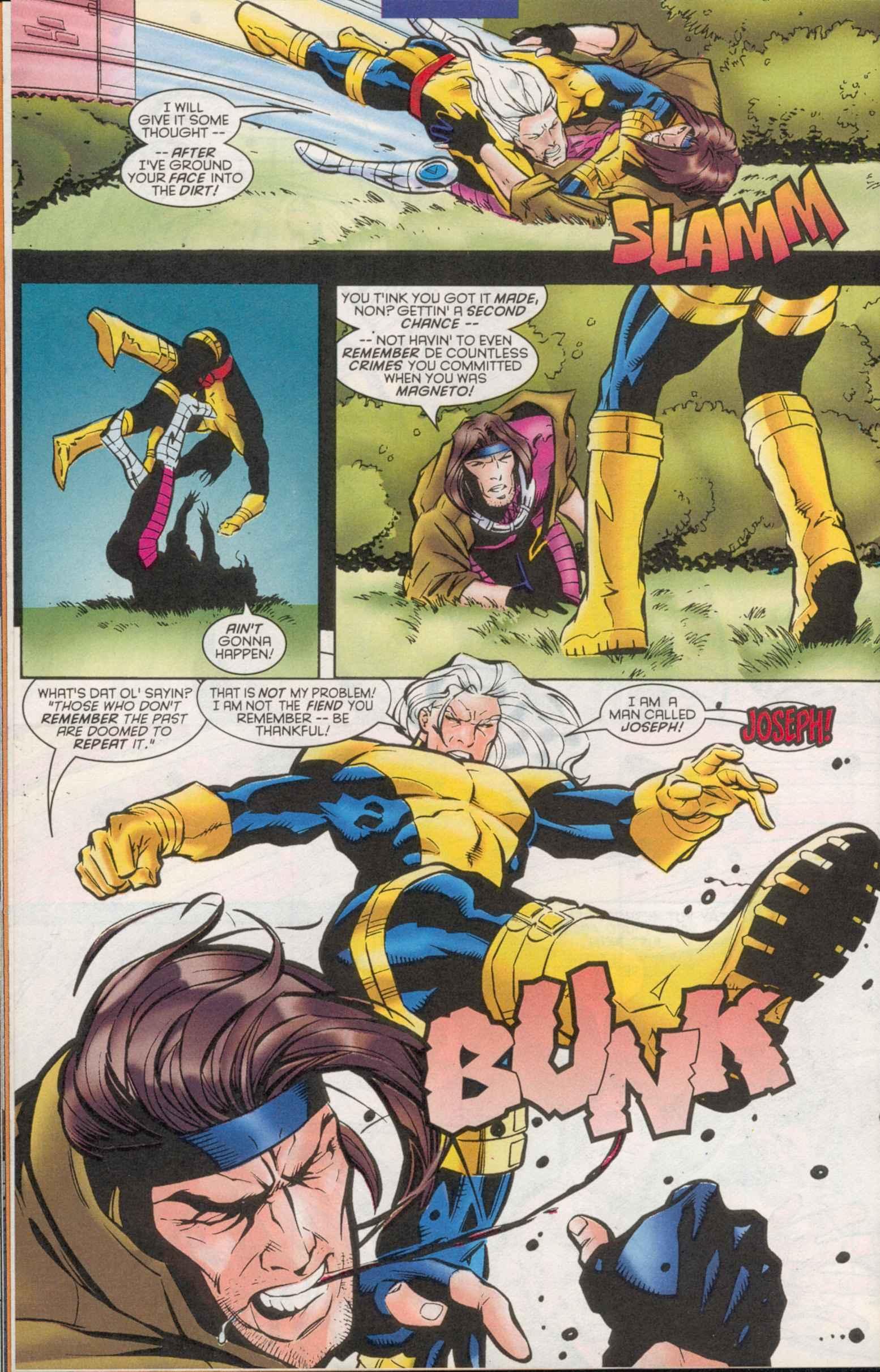 X-Men (1991) 58 Page 17
