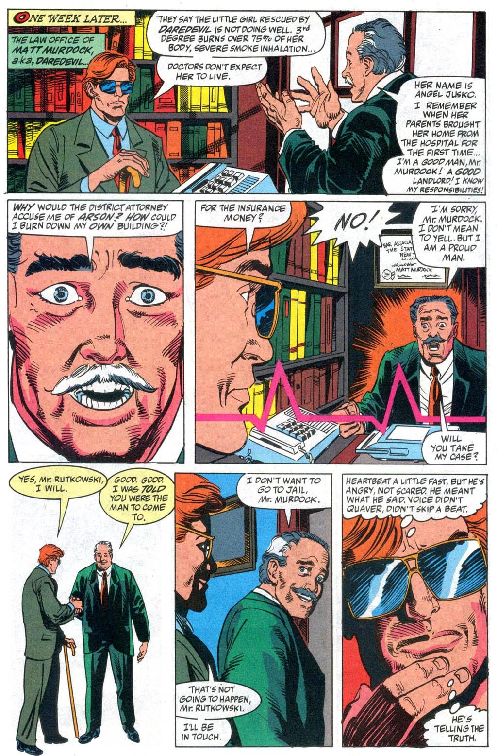 Read online Daredevil vs. Vapora comic -  Issue # Full - 6