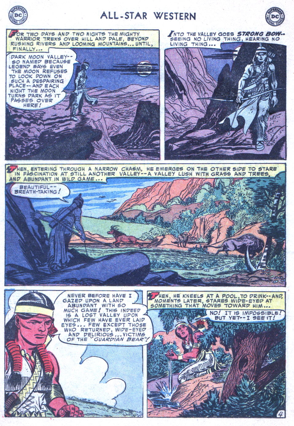 Read online All-Star Western (1951) comic -  Issue #77 - 14