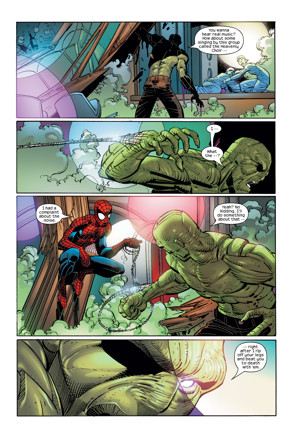 The Amazing Spider-Man (1999) 51 Page 21