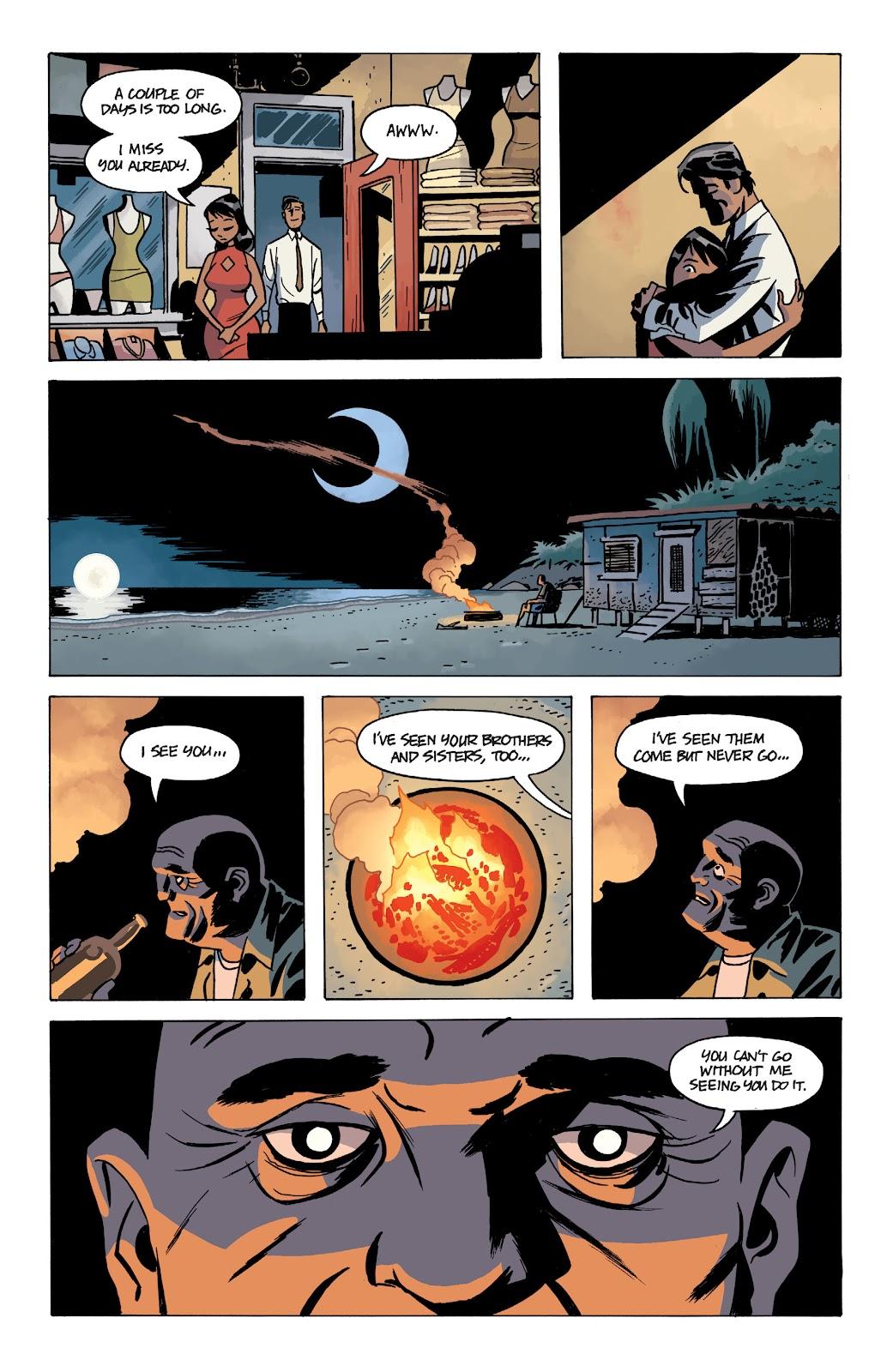 Read online The Twilight Children comic -  Issue #1 - 13