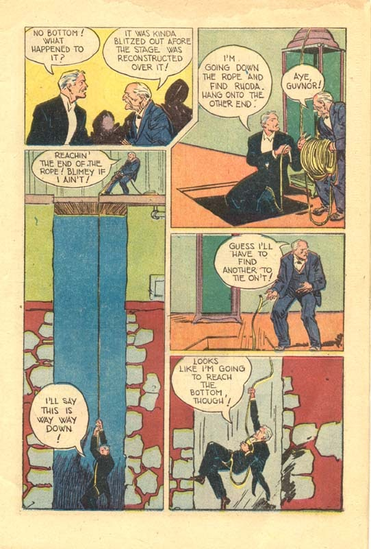 Super-Magician Comics issue 31 - Page 7