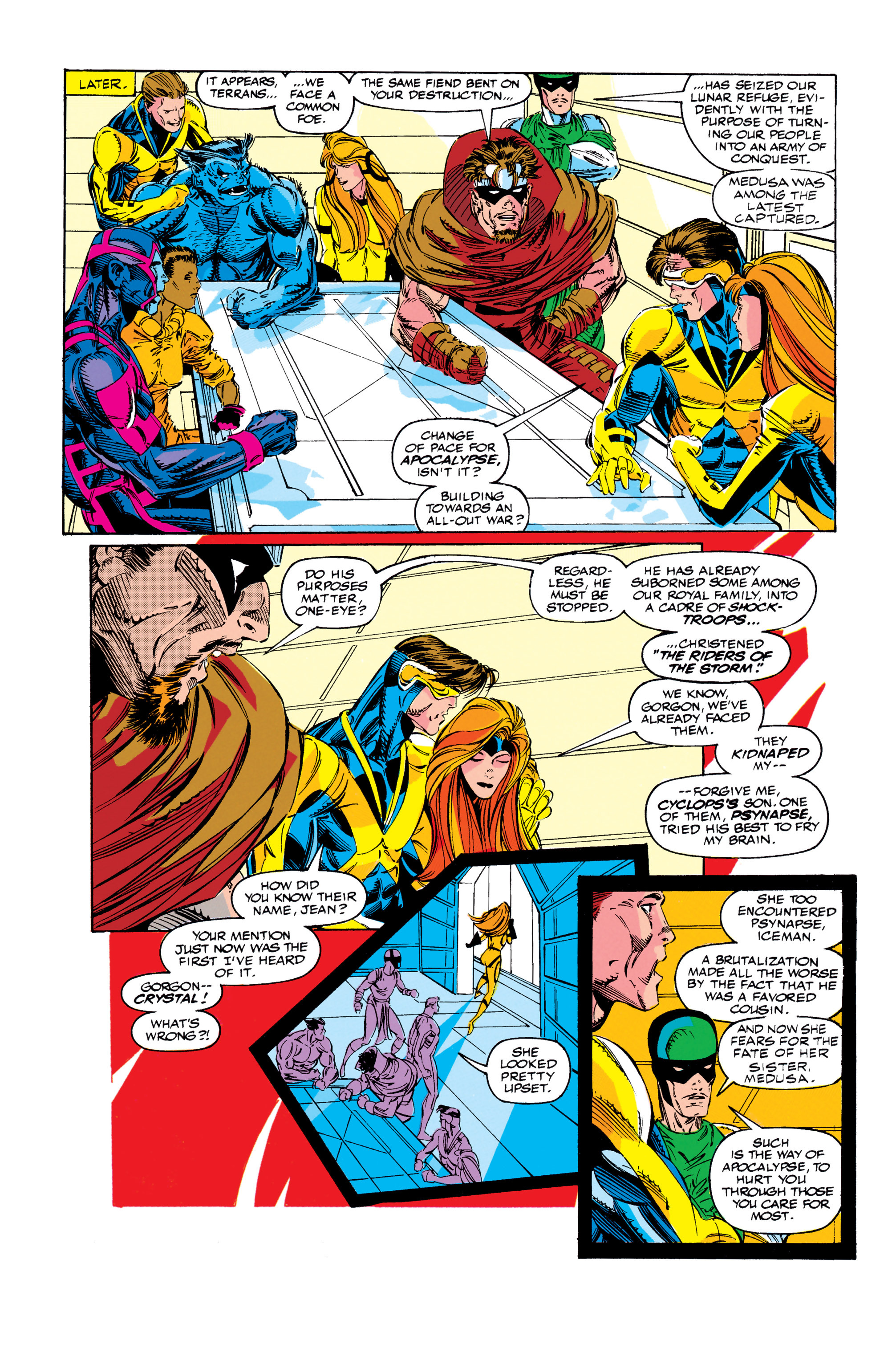 Read online X-Factor (1986) comic -  Issue #67 - 4