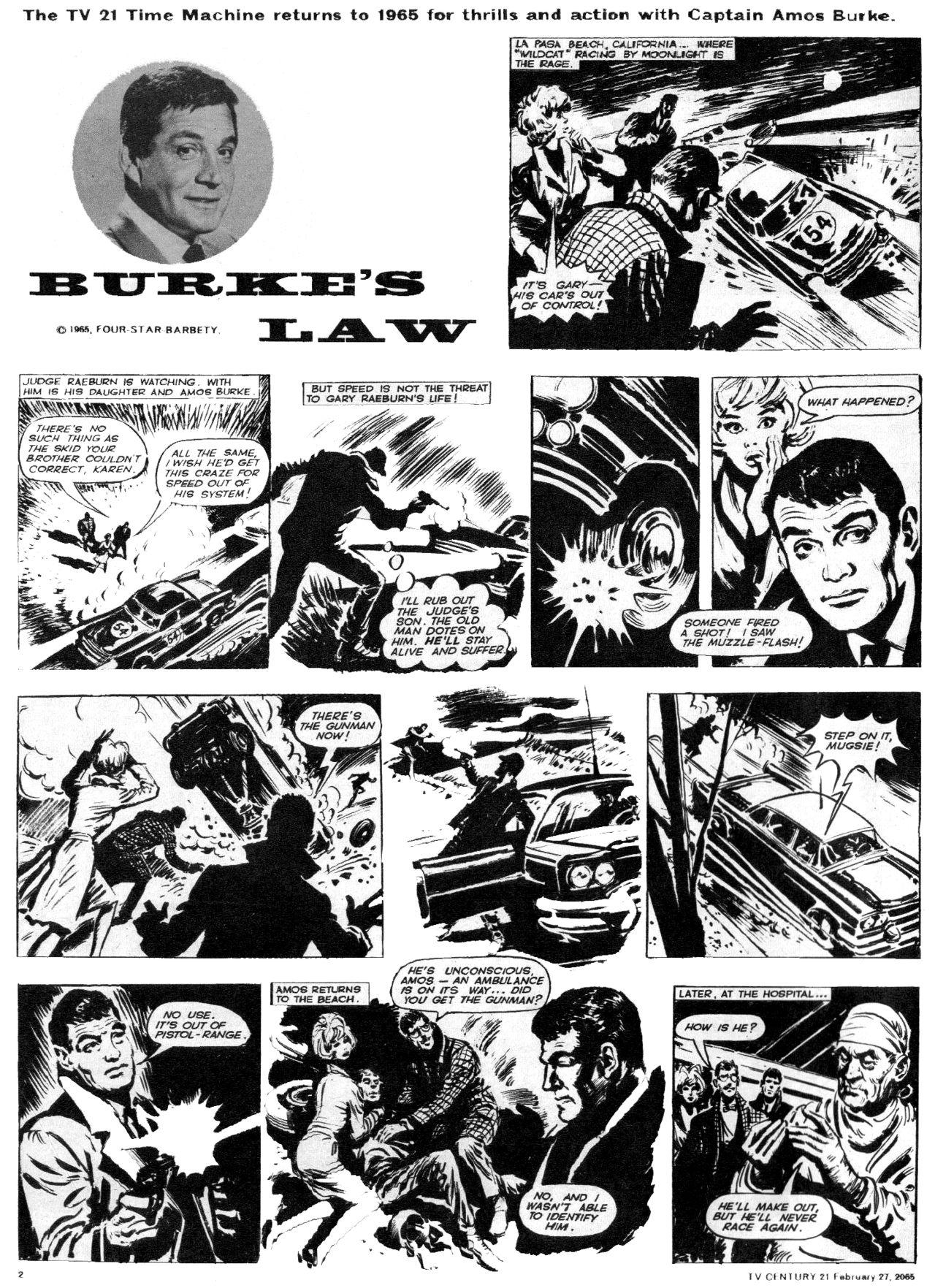 TV Century 21 (TV 21) 6 Page 2