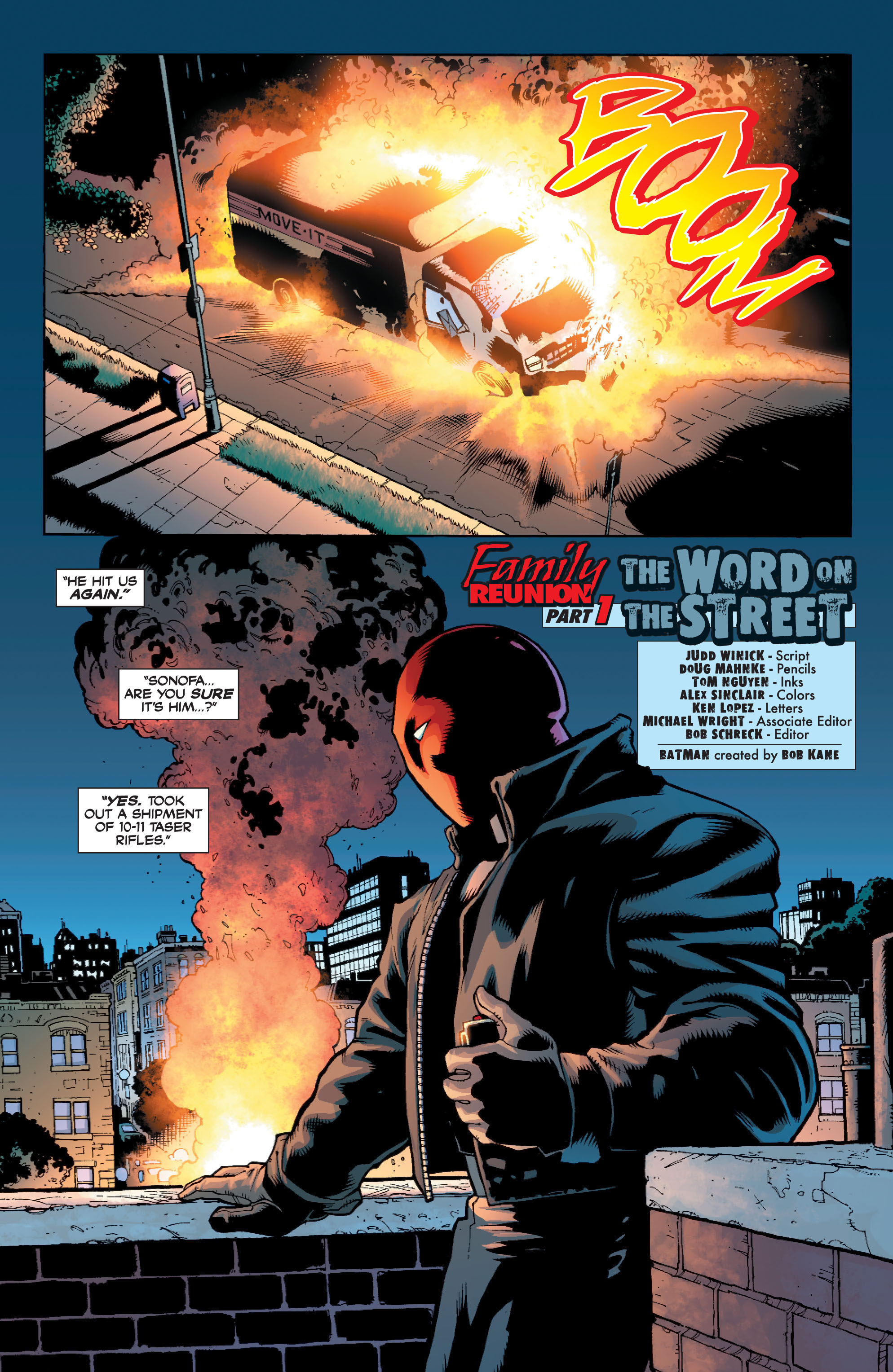 Read online Batman: Under The Red Hood comic -  Issue # Full - 105