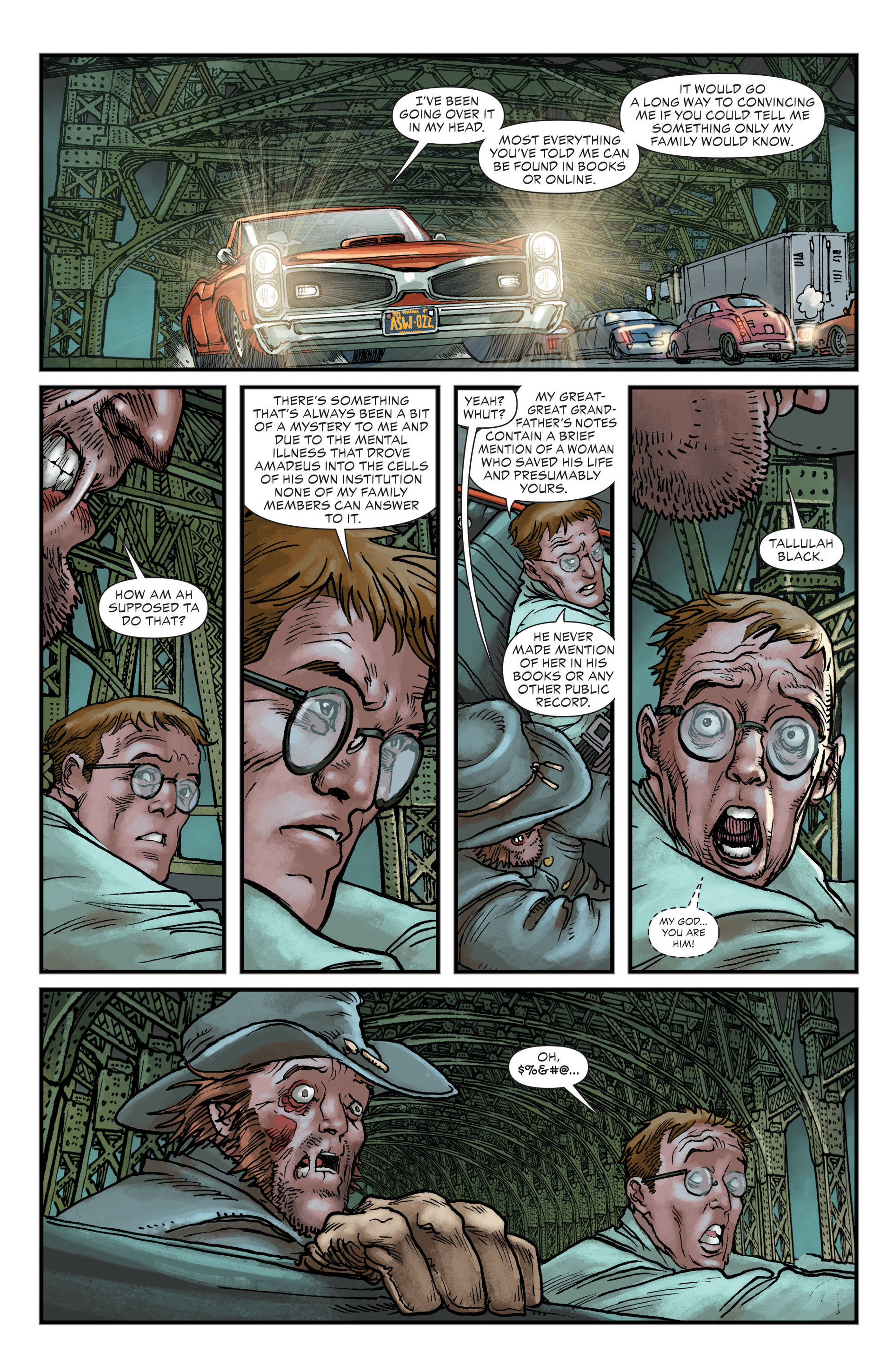 Read online All-Star Western (2011) comic -  Issue #22 - 22