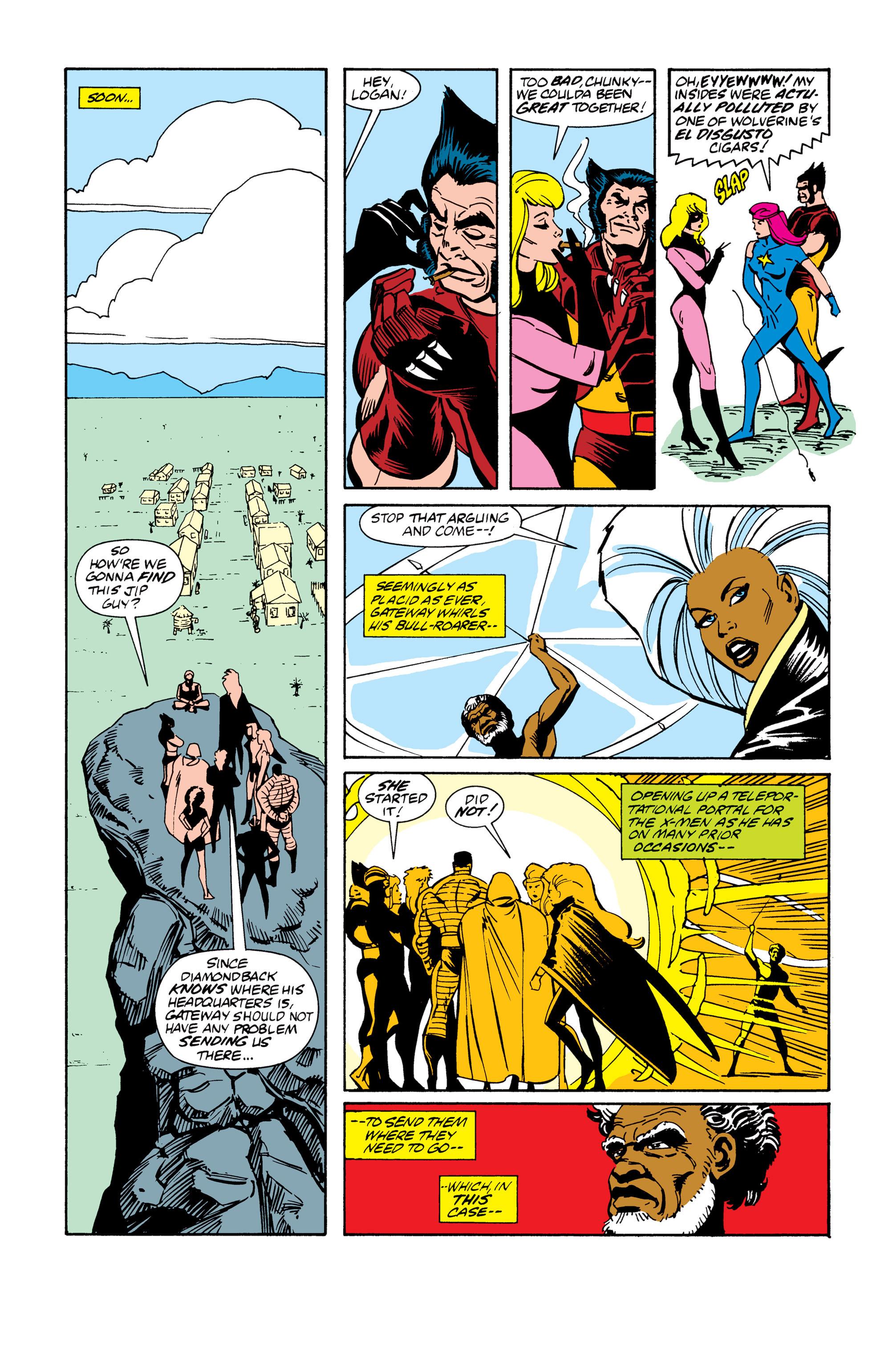 Read online Uncanny X-Men (1963) comic -  Issue # _Annual 13 - 9
