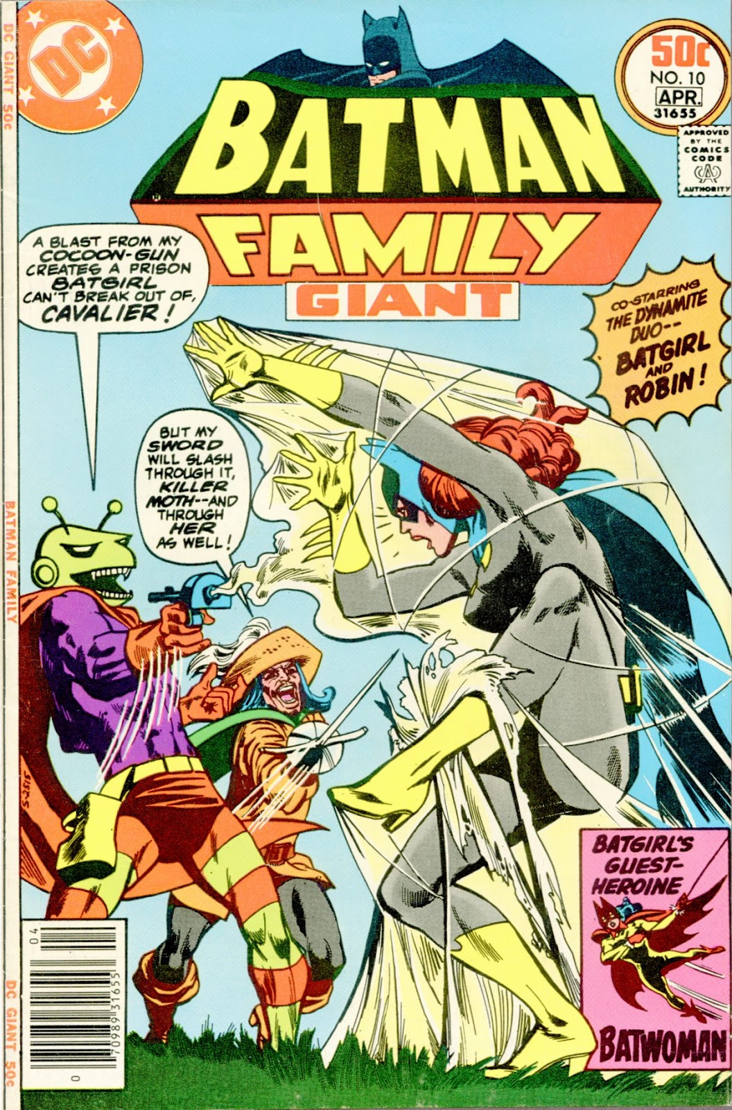 The Batman Family issue 10 - Page 1