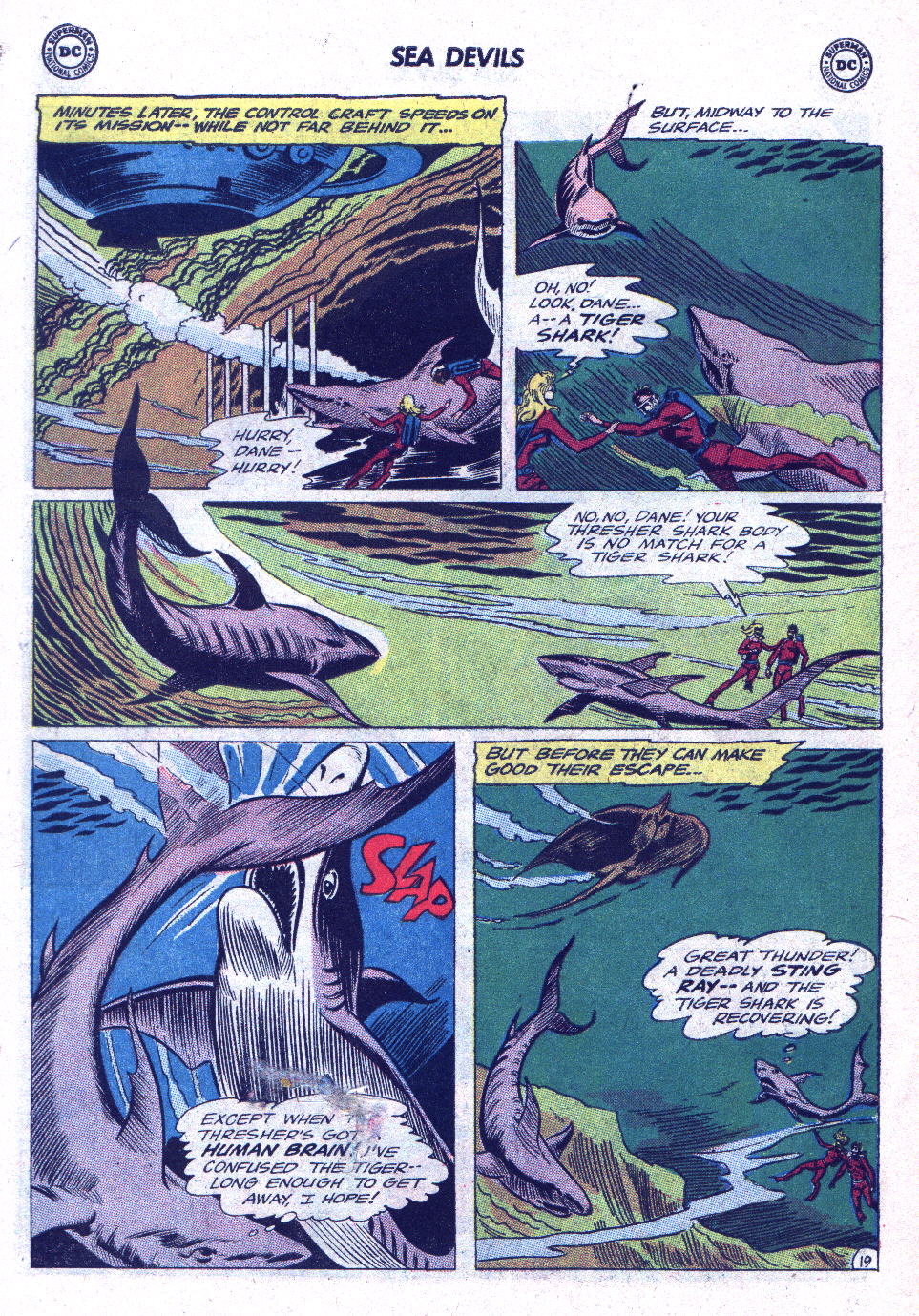Sea Devils issue 19 - Page 26