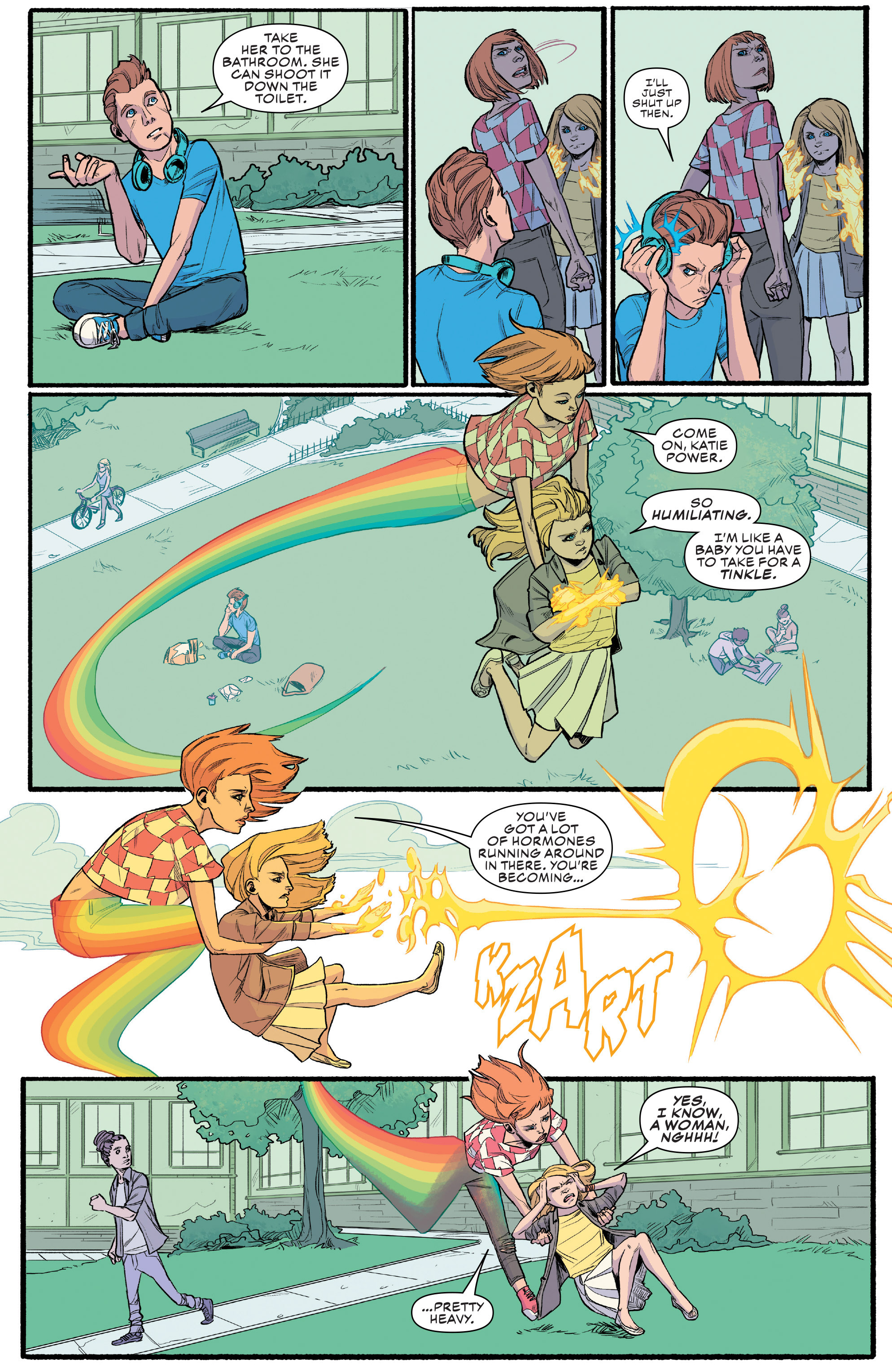 Read online Civil War II: Choosing Sides comic -  Issue #4 - 13