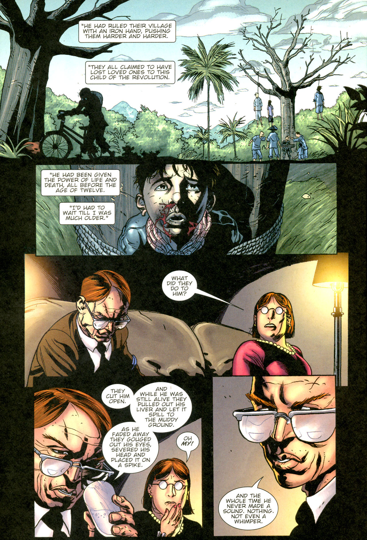 Read online The Exterminators comic -  Issue #11 - 17