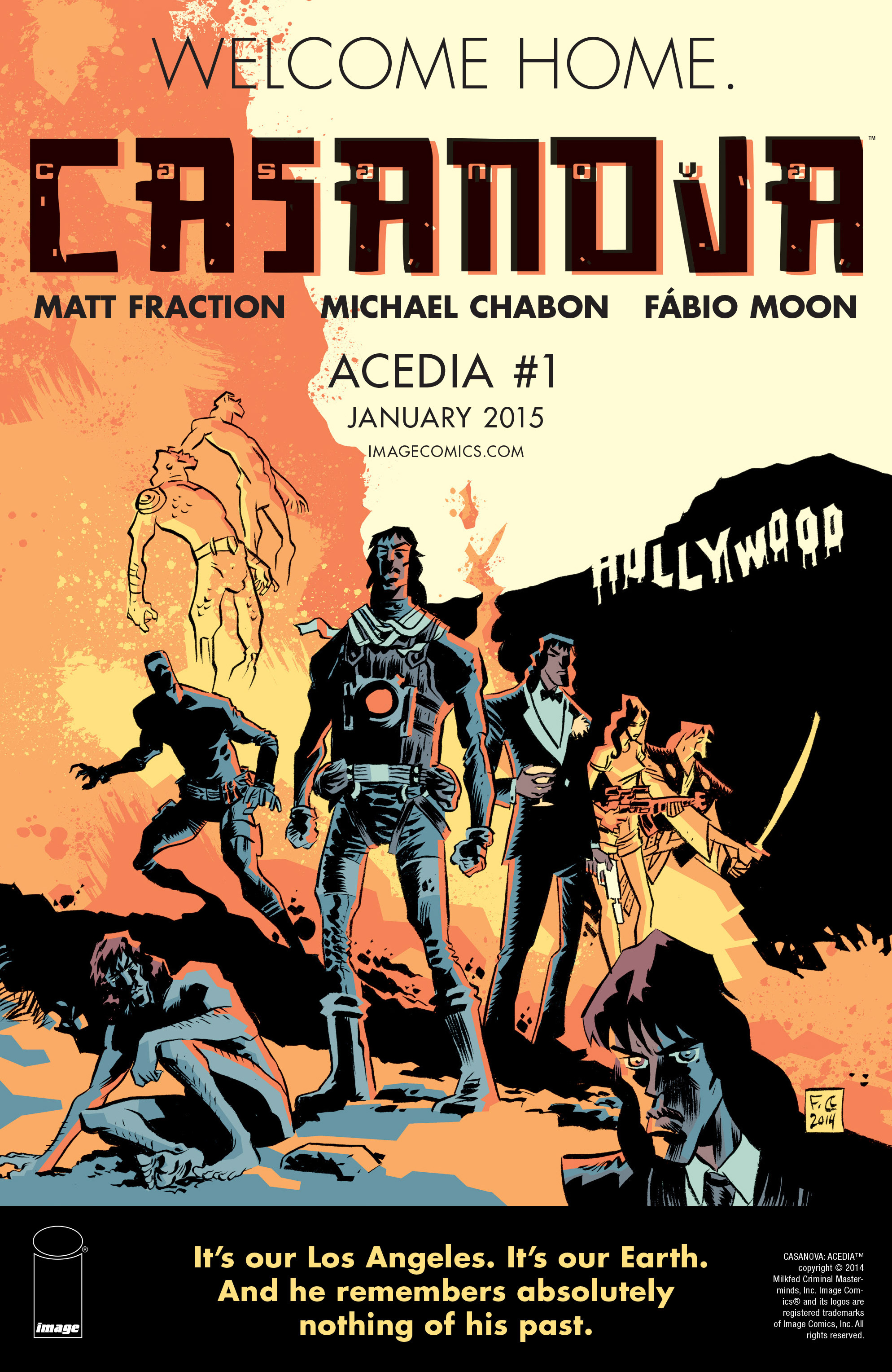 Read online Great Pacific comic -  Issue #18 - 29
