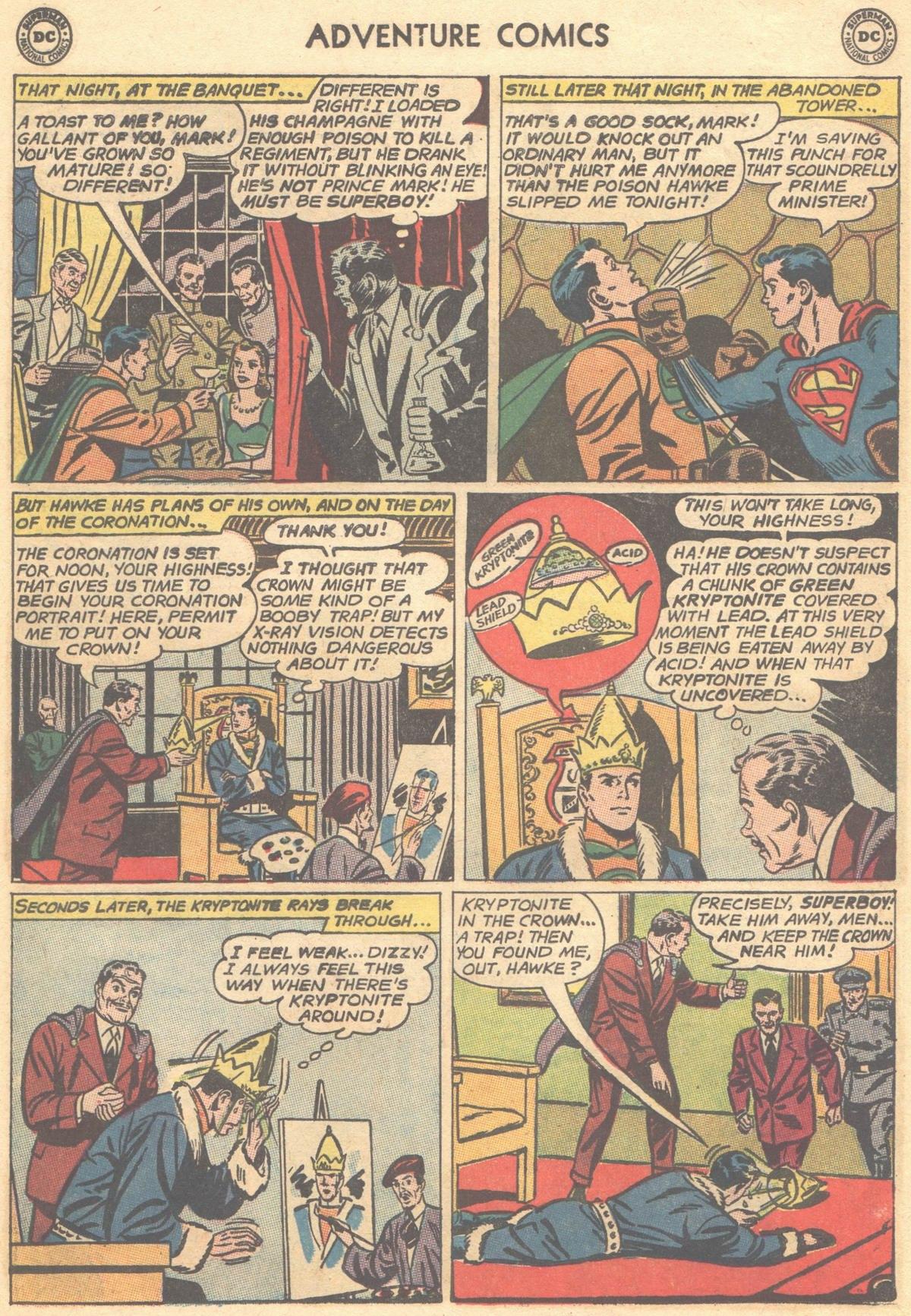 Read online Adventure Comics (1938) comic -  Issue #303 - 10