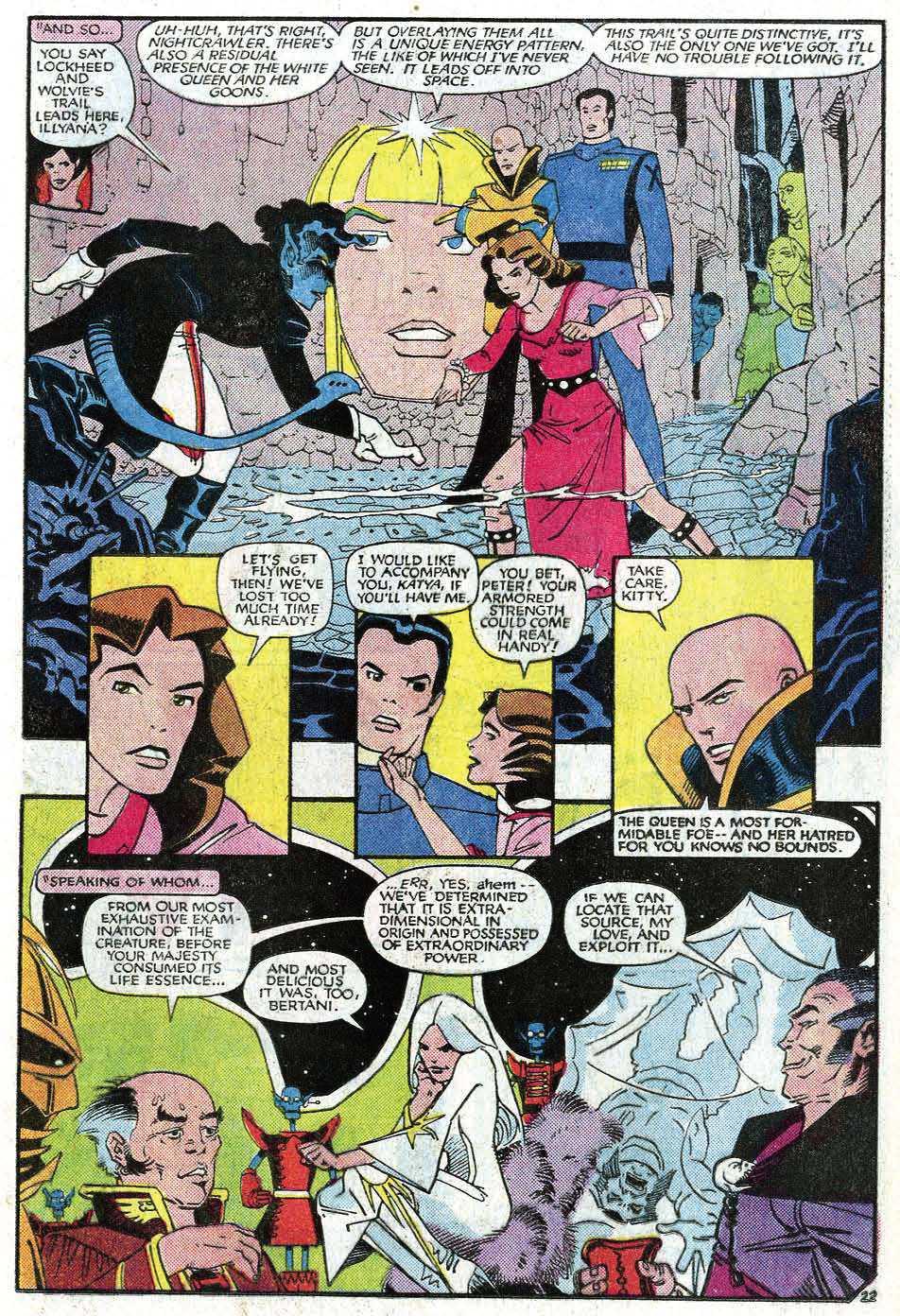 Read online Uncanny X-Men (1963) comic -  Issue # _Annual 8 - 27