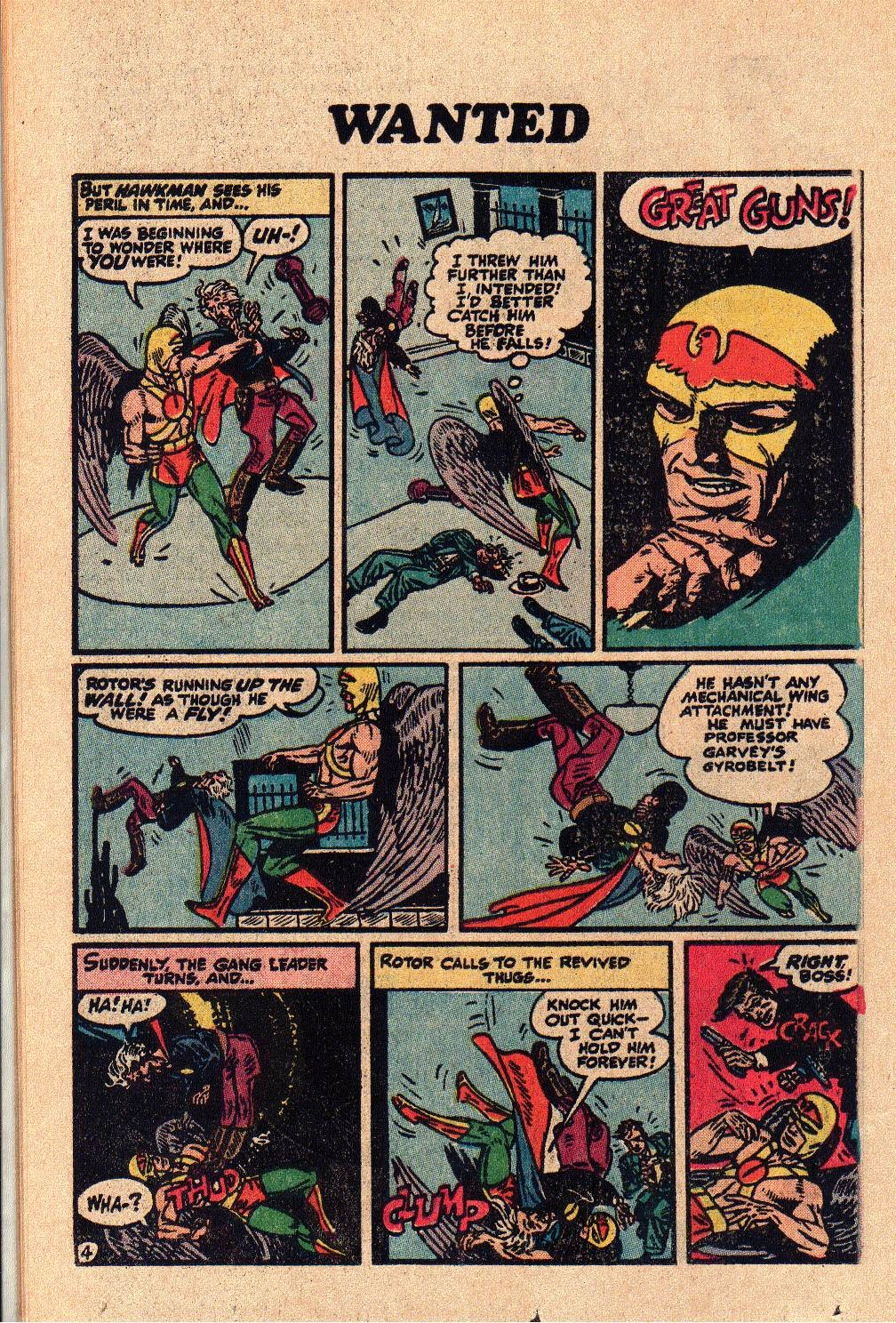 Wanted, the World's Most Dangerous Villains issue 3 - Page 26