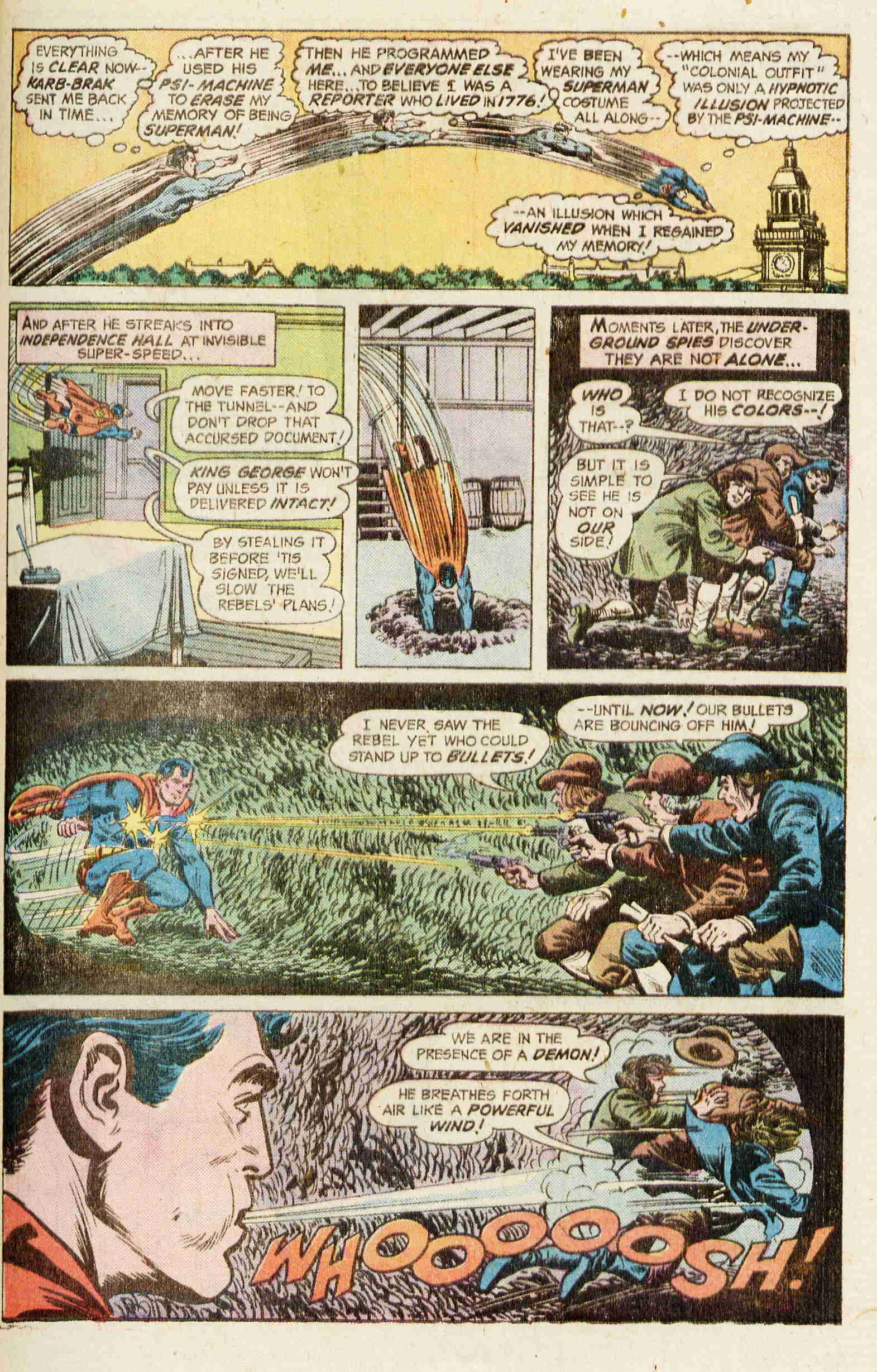 Read online Action Comics (1938) comic -  Issue #463 - 12