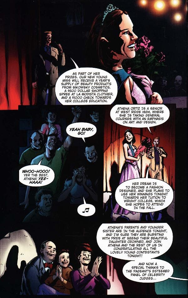 Read online Vampire the Masquerade comic -  Issue # Nosferatu - 4