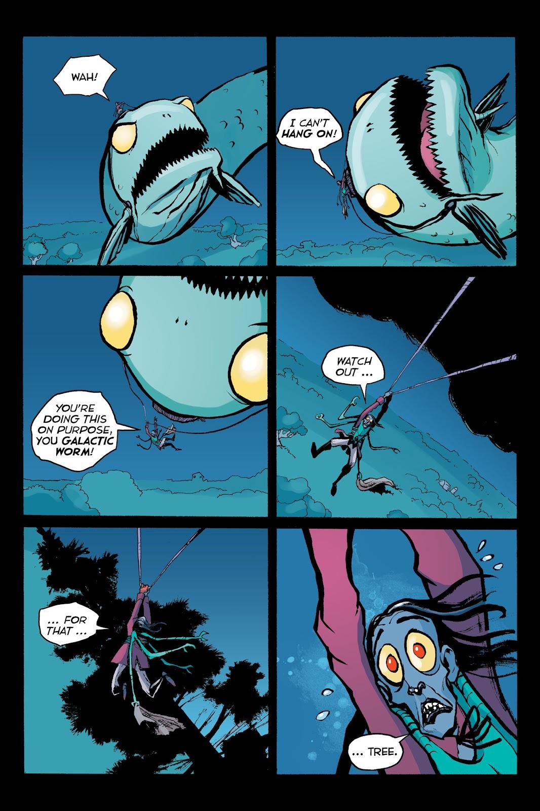 Read online Creature Tech (2019) comic -  Issue # TPB (Part 2) - 89