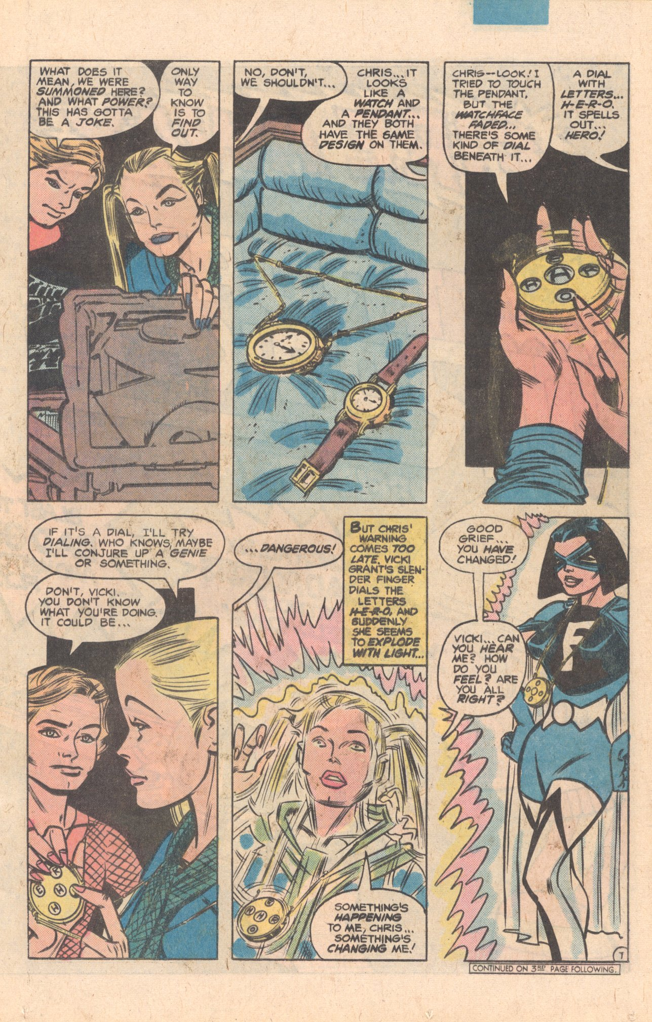Legion of Super-Heroes (1980) 272 Page 34