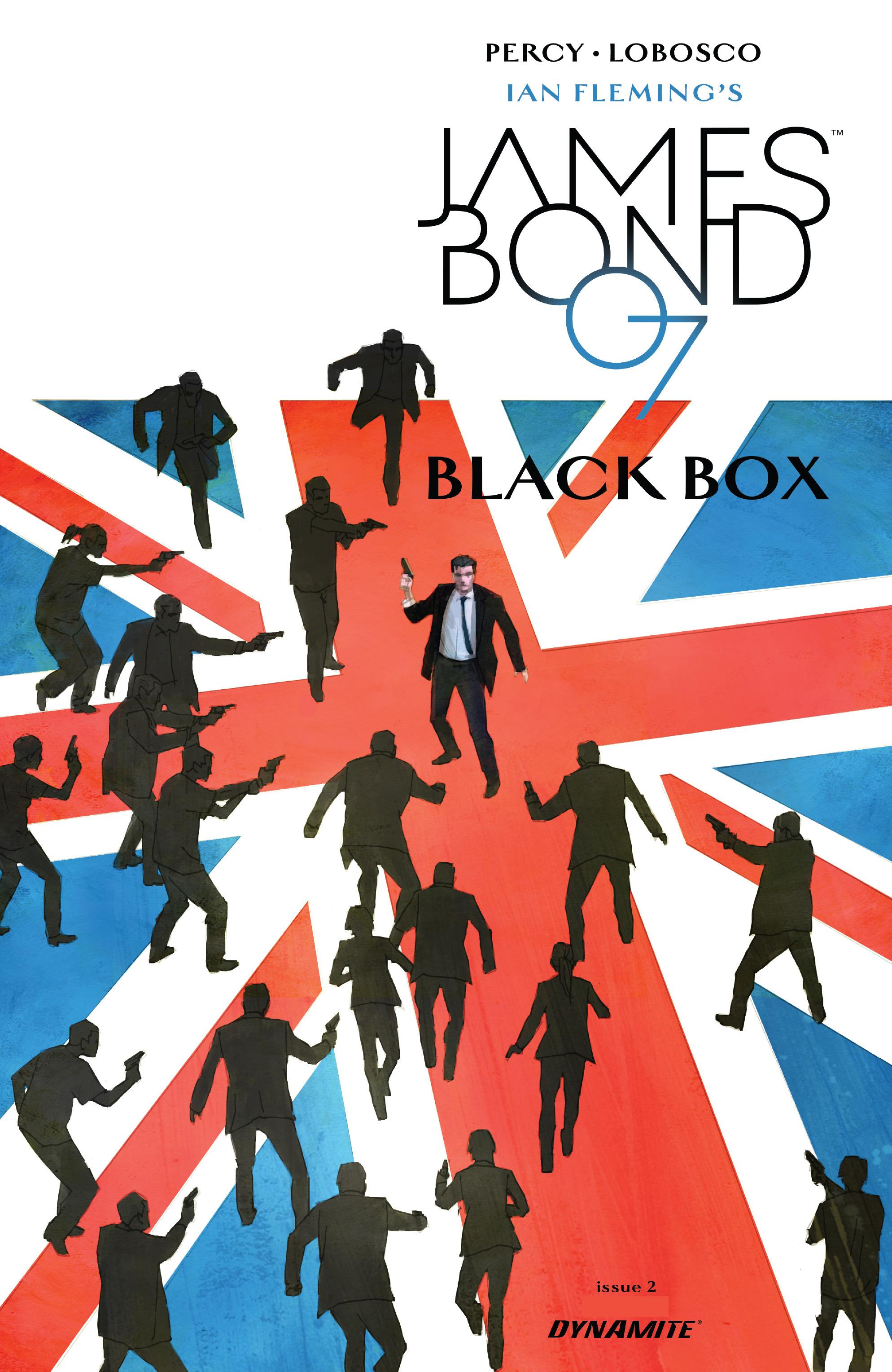 Read online James Bond (2017) comic -  Issue #2 - 1