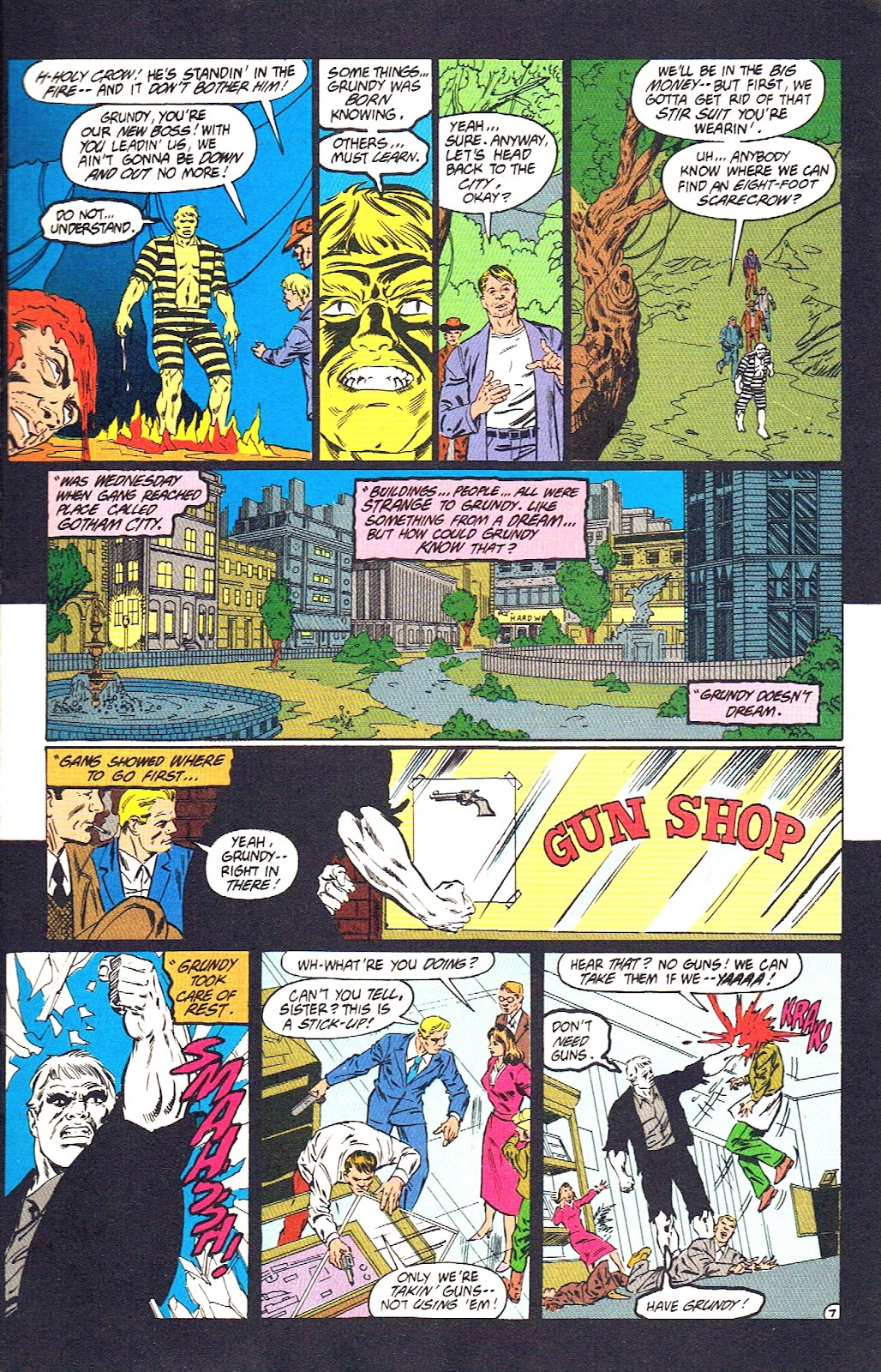Infinity Inc. (1984) issue 39 - Page 9
