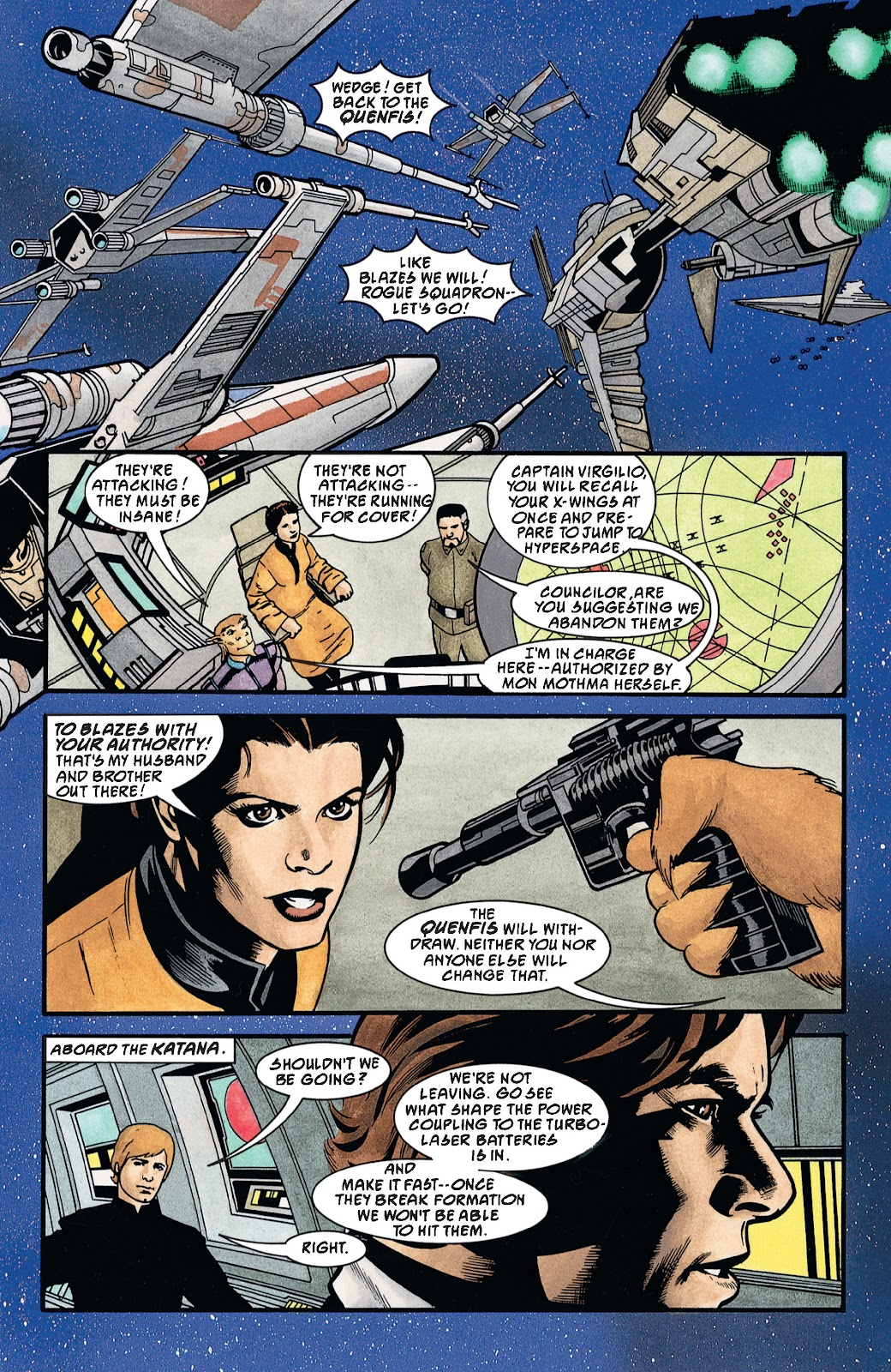 Read online Star Wars Legends: The New Republic - Epic Collection comic -  Issue # TPB 4 (Part 3) - 84