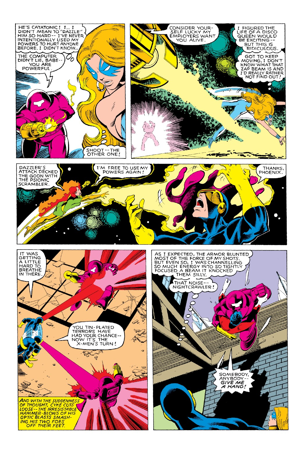 Read online X-Men Milestones: Dark Phoenix Saga comic -  Issue # TPB (Part 1) - 38