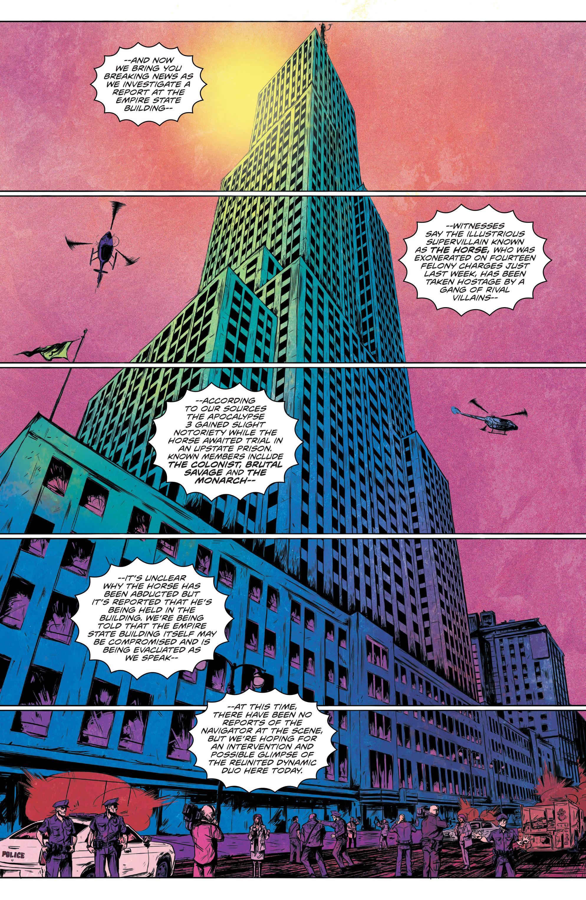 Read online Translucid comic -  Issue #1 - 10