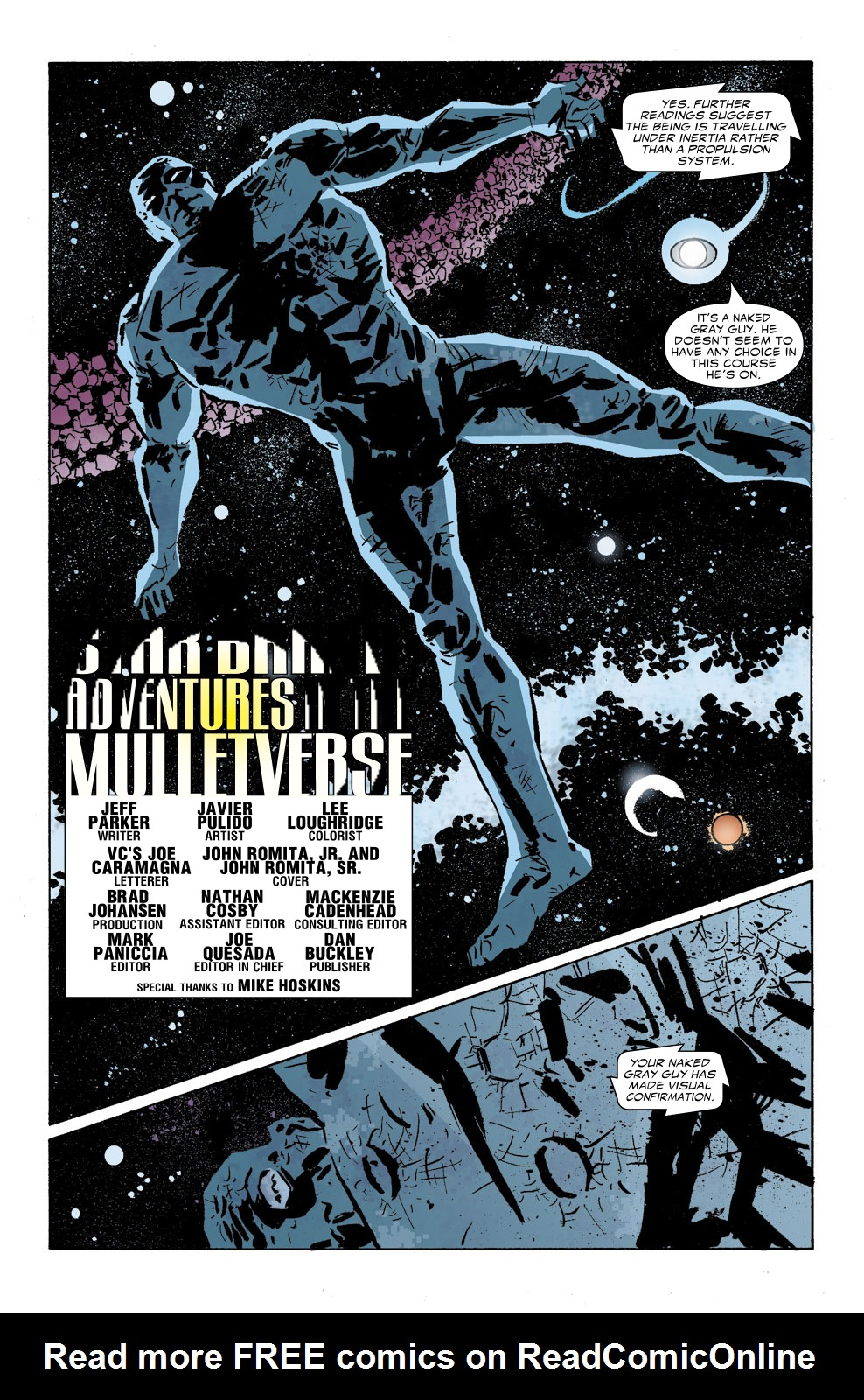 Read online Untold Tales Of The New Universe: Star Brand comic -  Issue # Full - 4