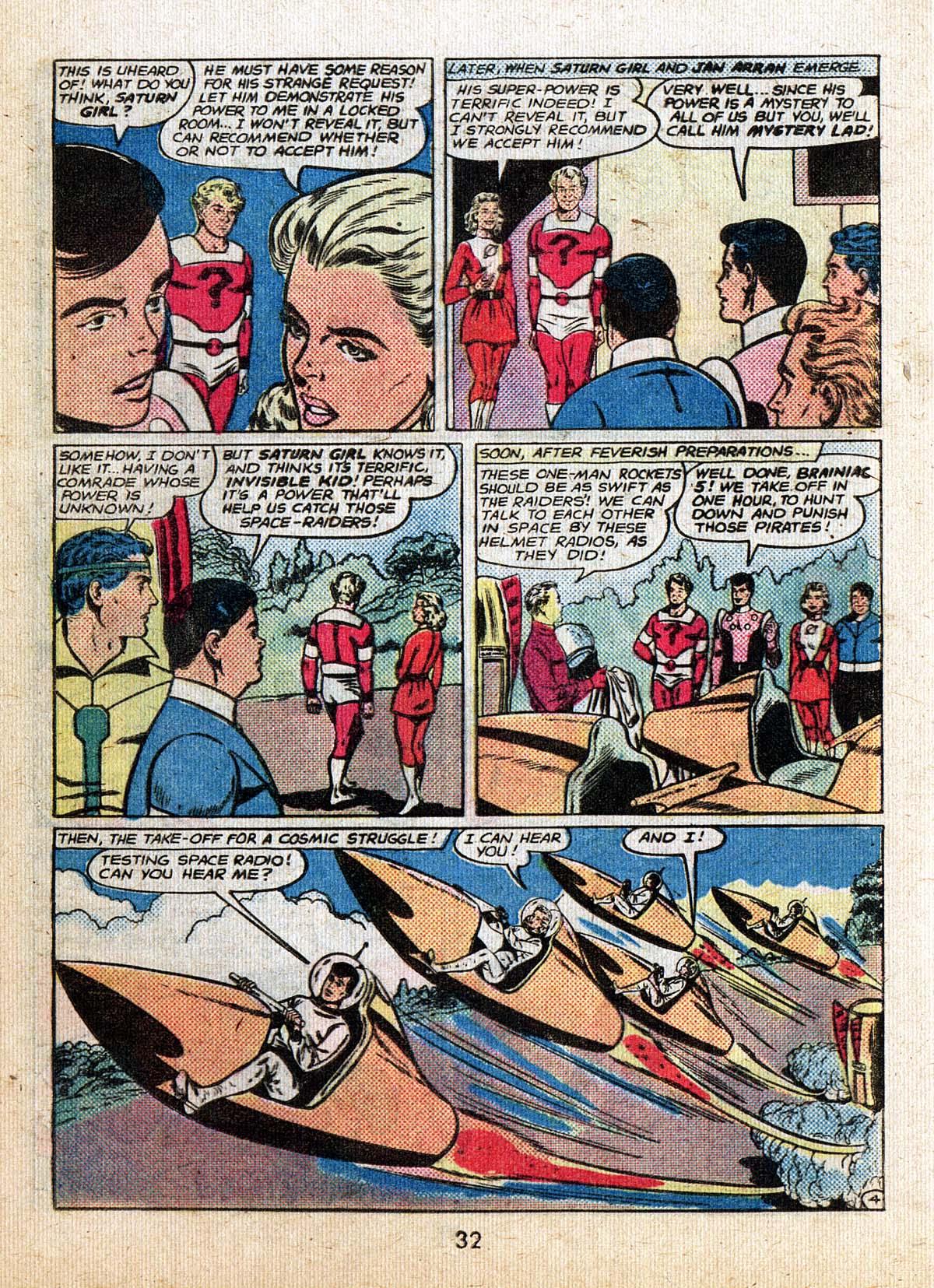 Read online Adventure Comics (1938) comic -  Issue #500 - 32