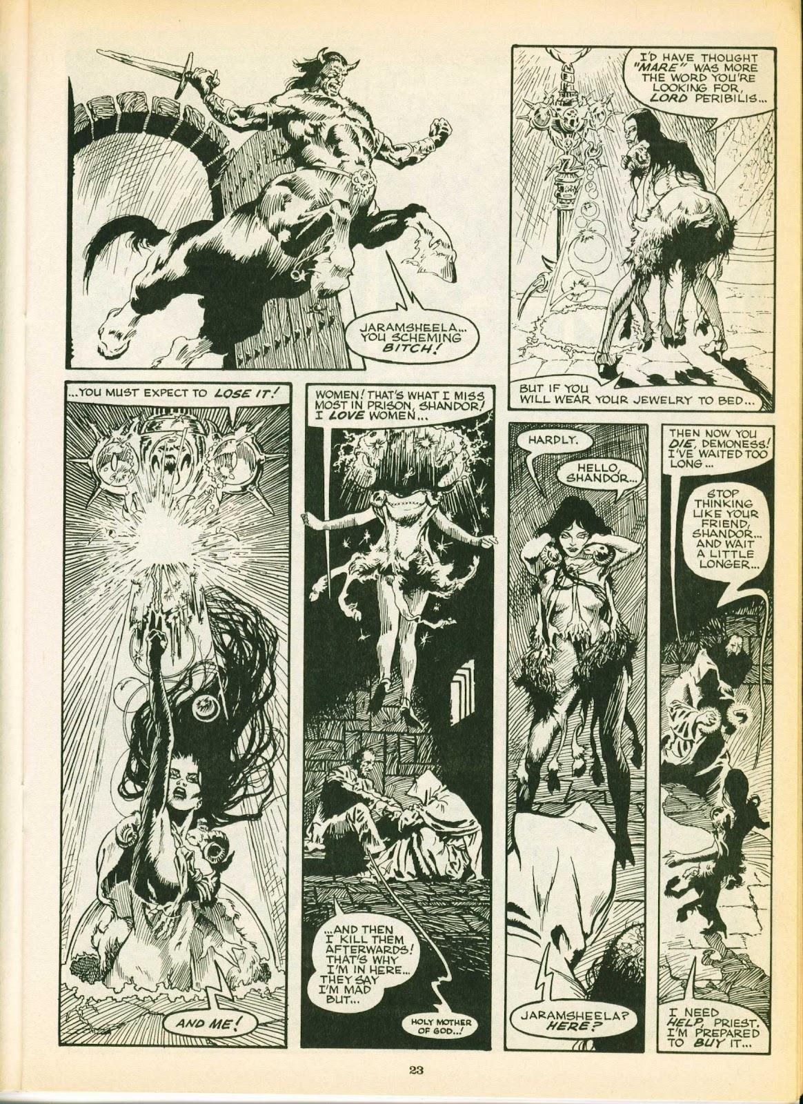 Warrior Issue #19 #20 - English 23