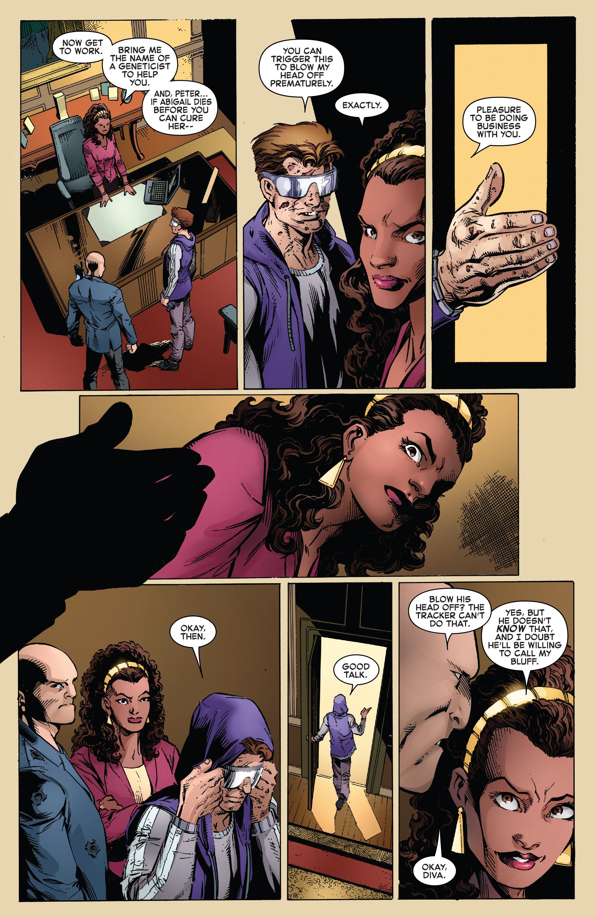 Read online Ben Reilly: Scarlet Spider comic -  Issue #3 - 9