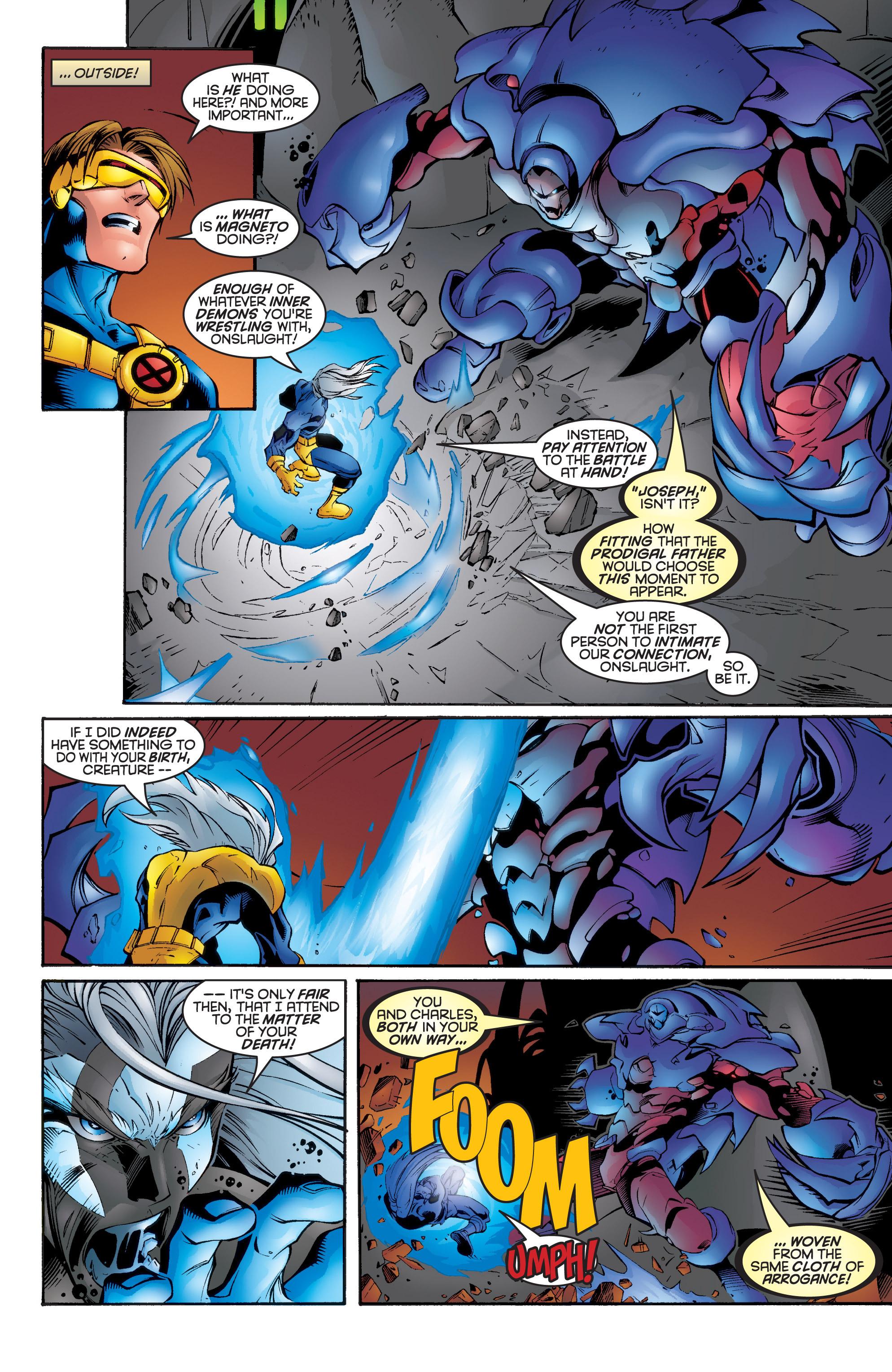Read online Uncanny X-Men (1963) comic -  Issue #336 - 16