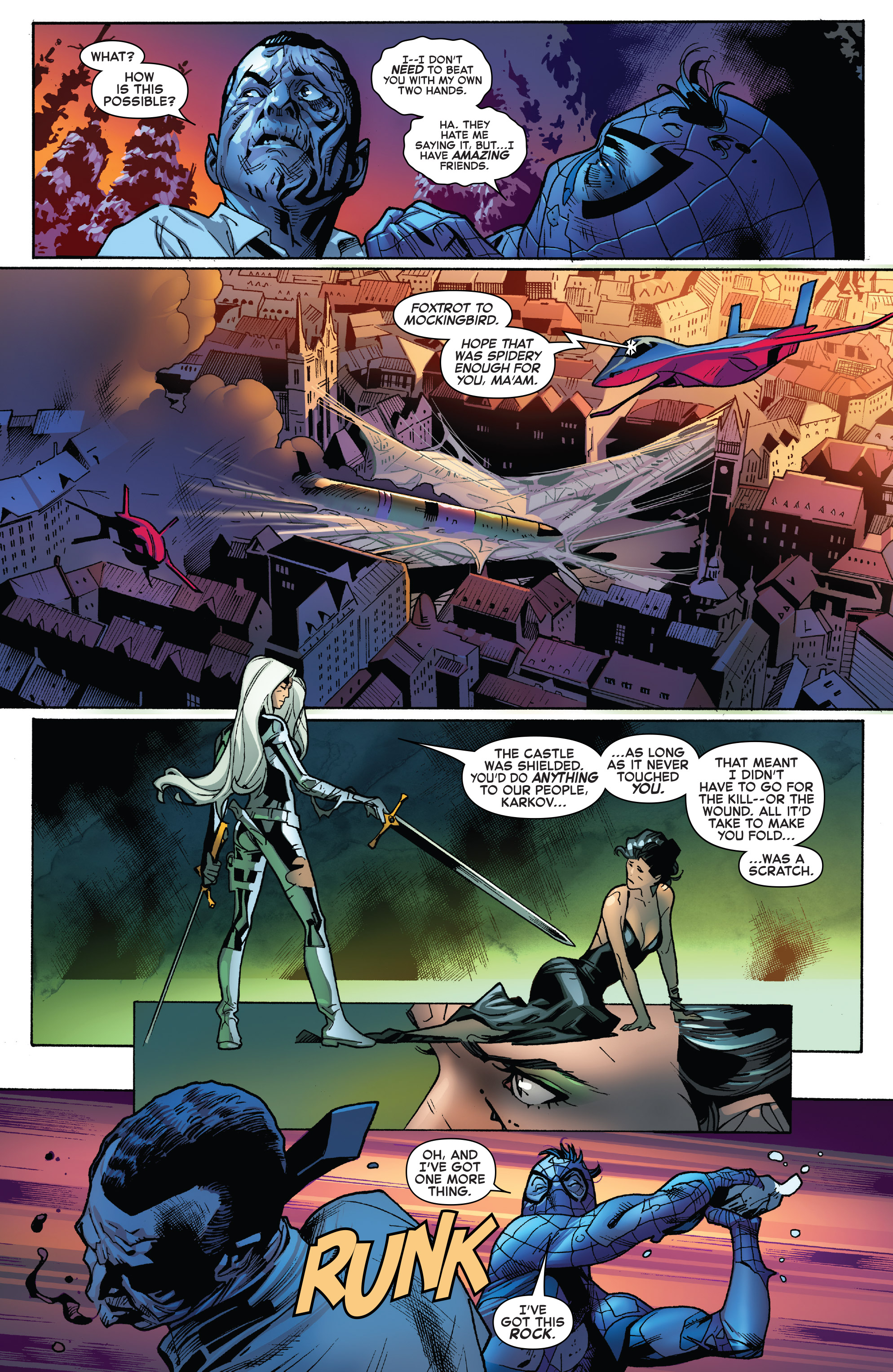 Read online The Amazing Spider-Man (2015) comic -  Issue #28 - 16