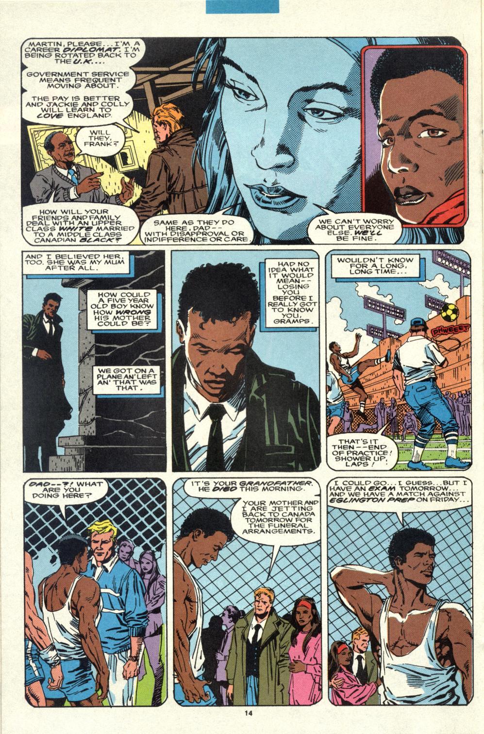 Read online Alpha Flight (1983) comic -  Issue #95 - 11