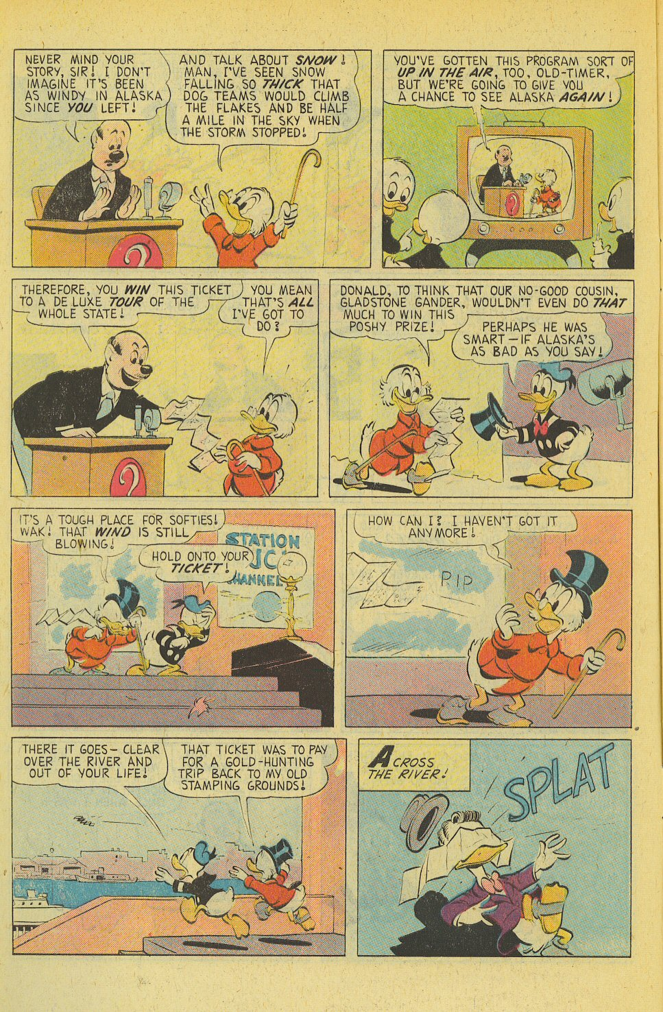 Read online Uncle Scrooge (1953) comic -  Issue #159 - 6