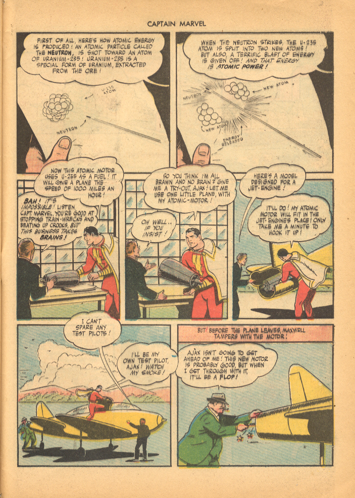 Captain Marvel Adventures issue 62 - Page 45