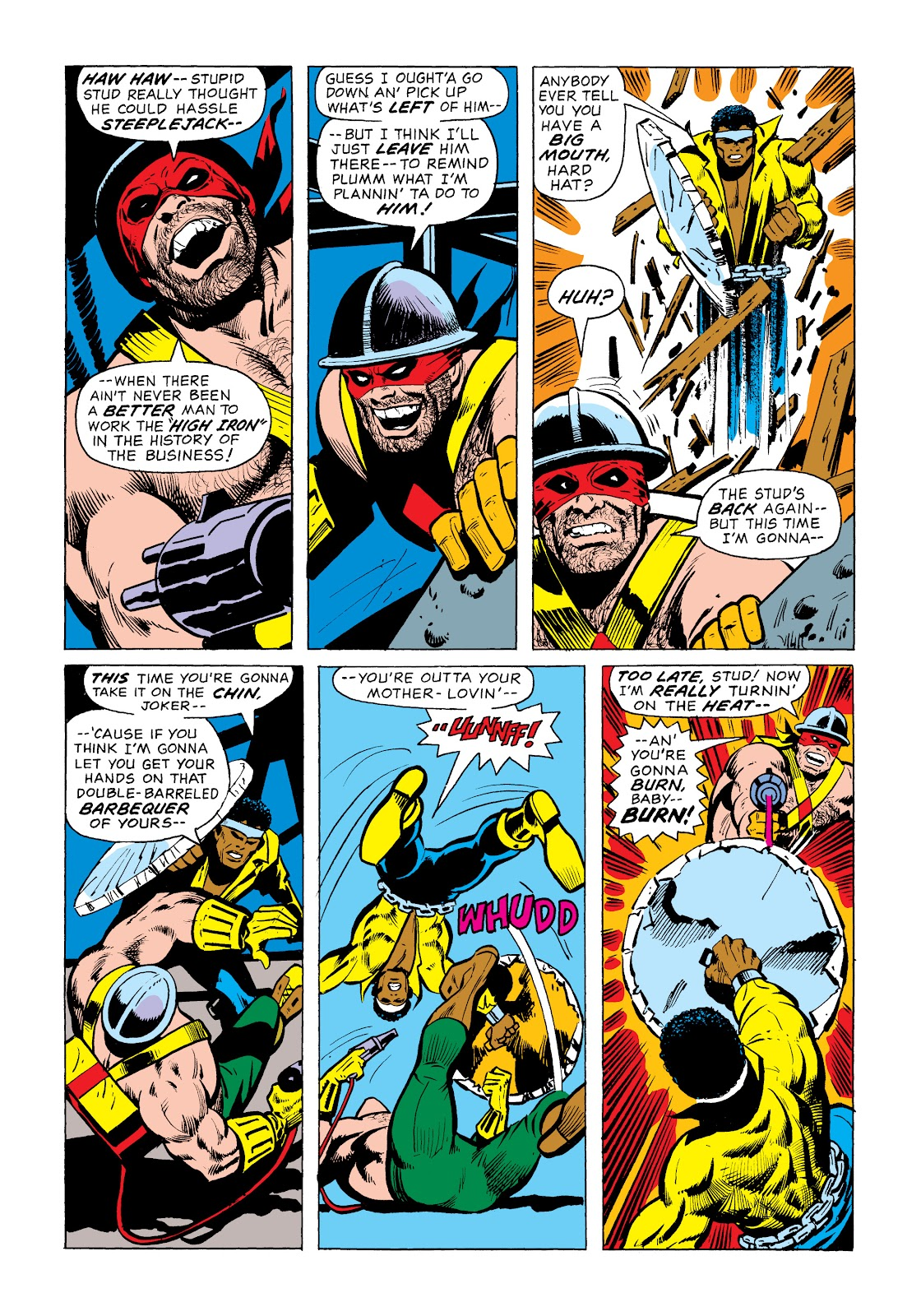 Read online Marvel Masterworks: Luke Cage, Power Man comic -  Issue # TPB 2 (Part 1) - 43