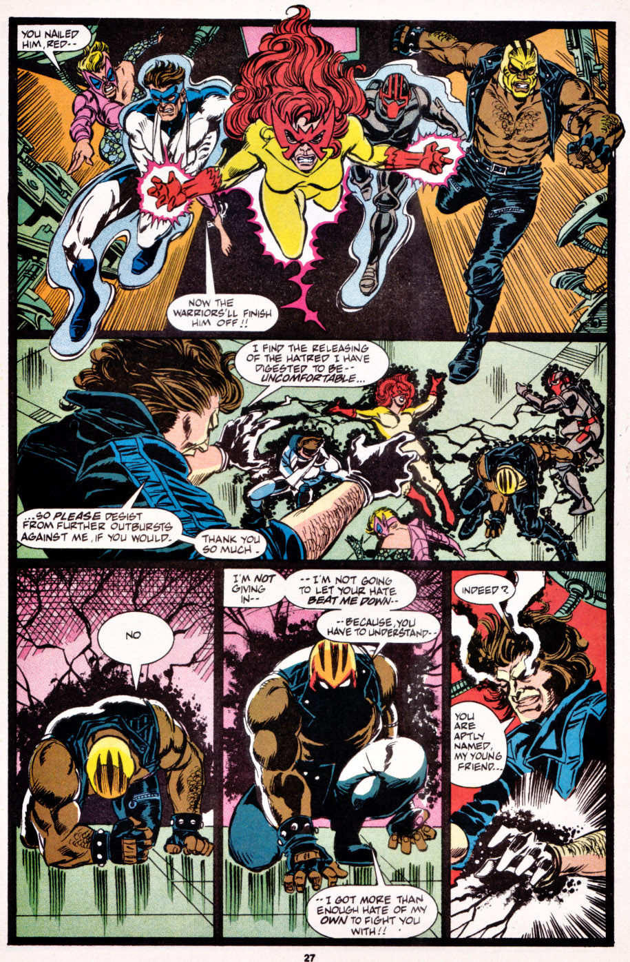 The Avengers (1963) 342 Page 18