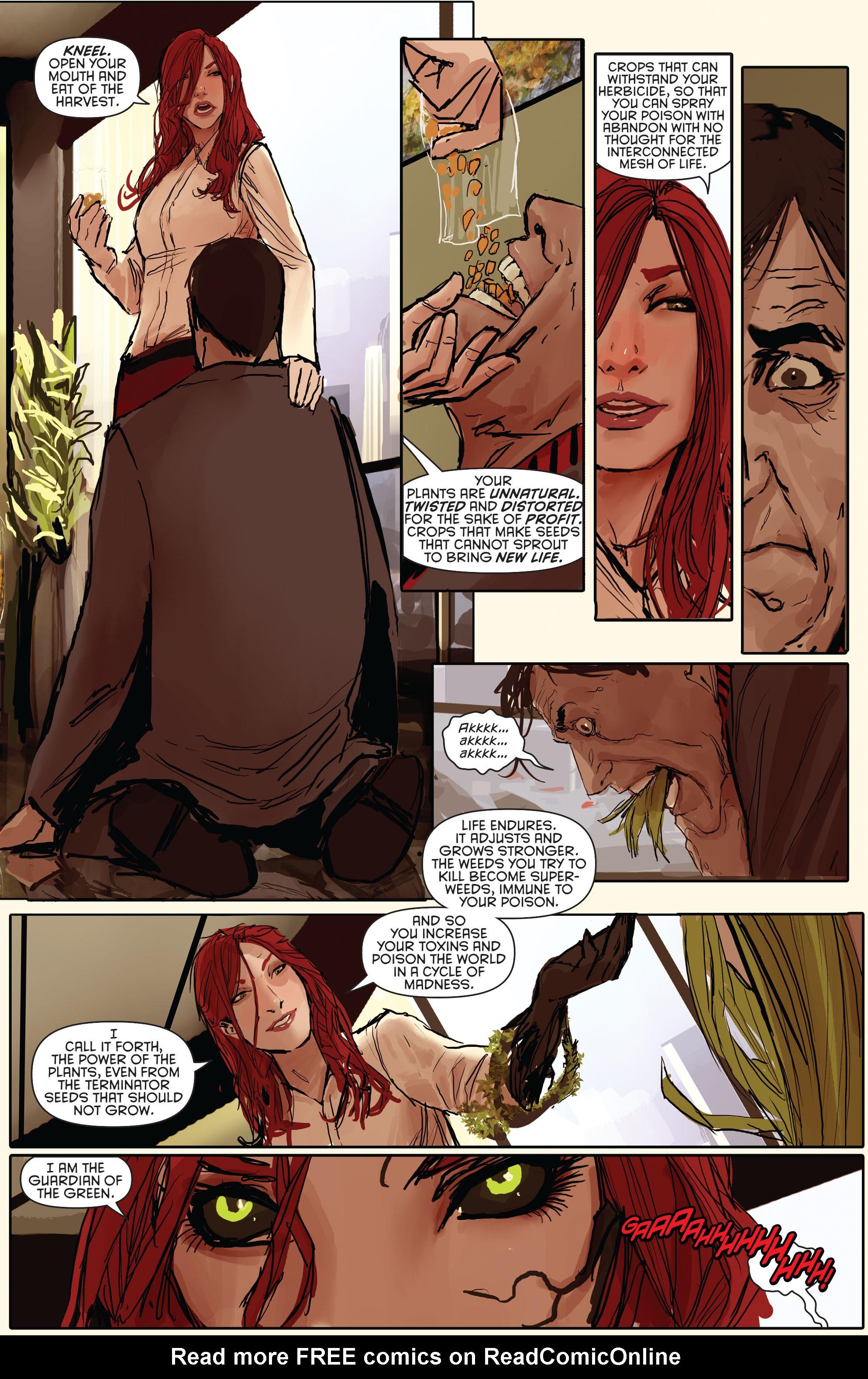 Read online Secret Origins (2014) comic -  Issue #10 - 36