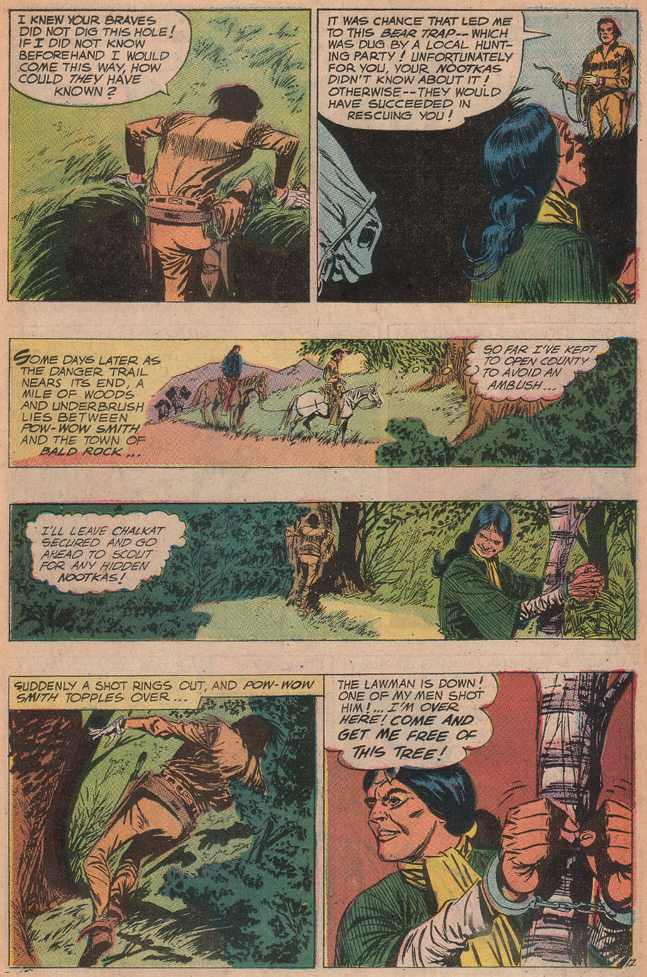 Read online All-Star Western (1970) comic -  Issue #9 - 15