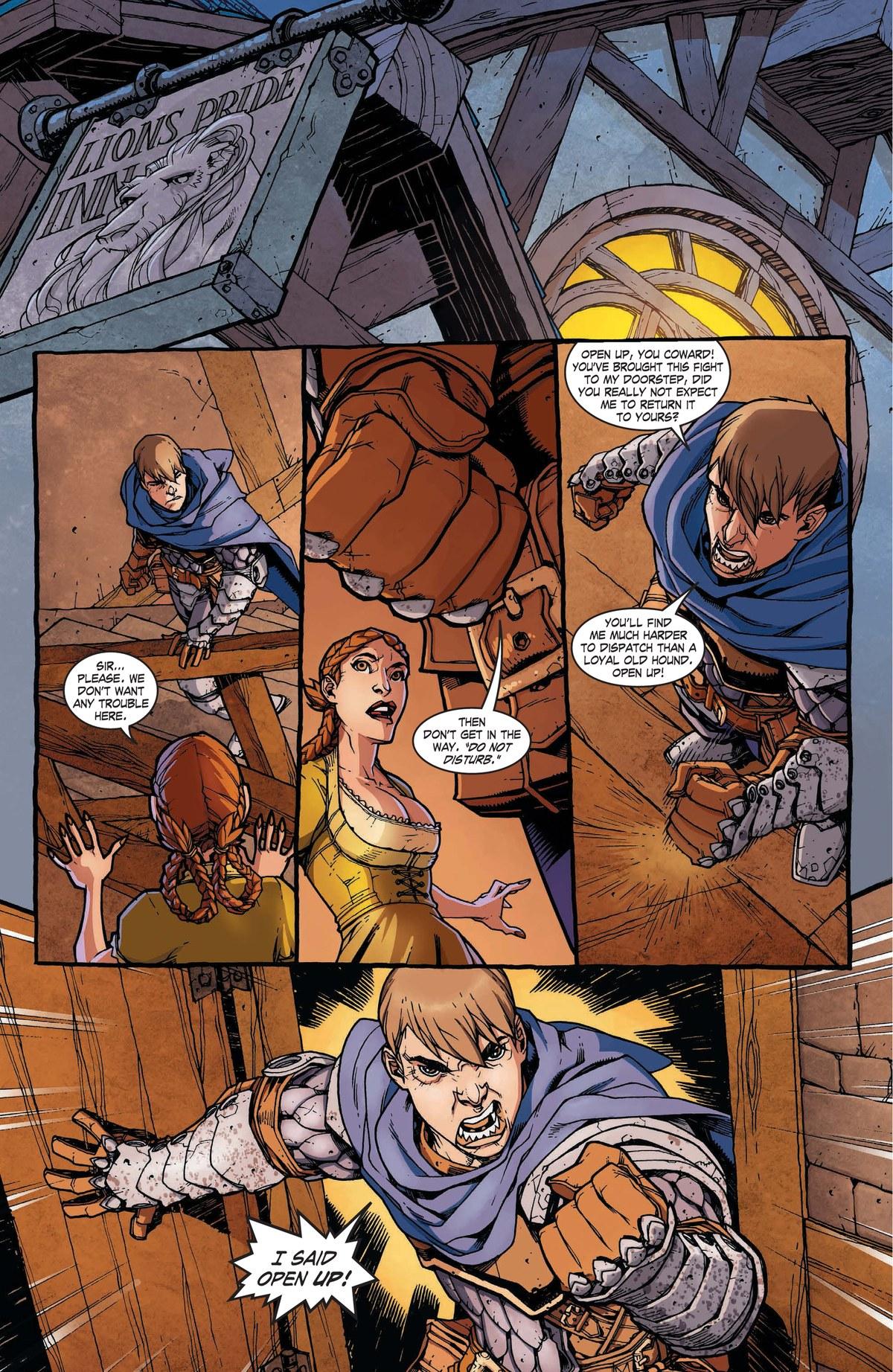 Read online World of Warcraft: Dark Riders comic -  Issue # Full - 20