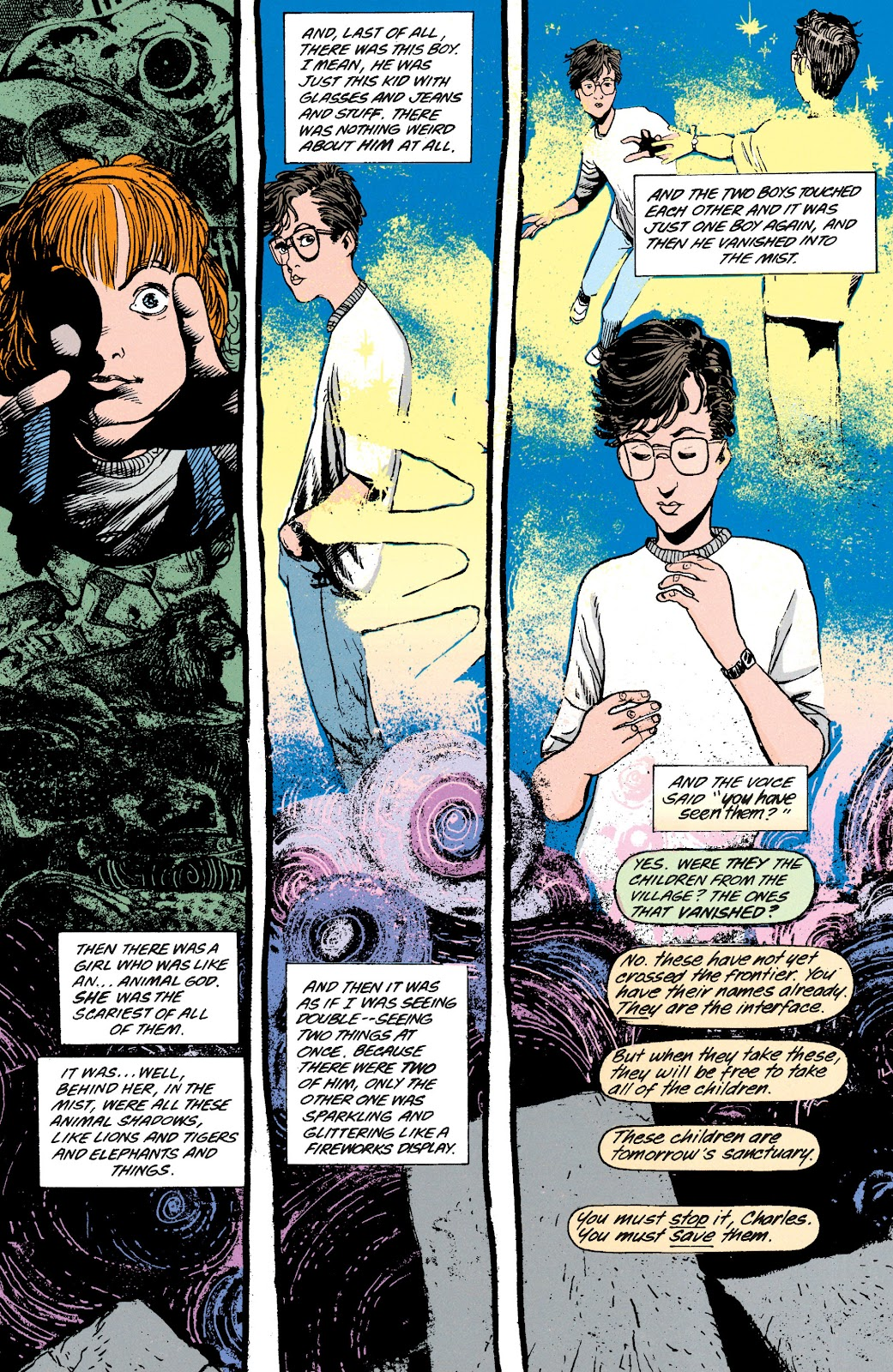 Read online The Children's Crusade comic -  Issue # _TPB (Part 1) - 43