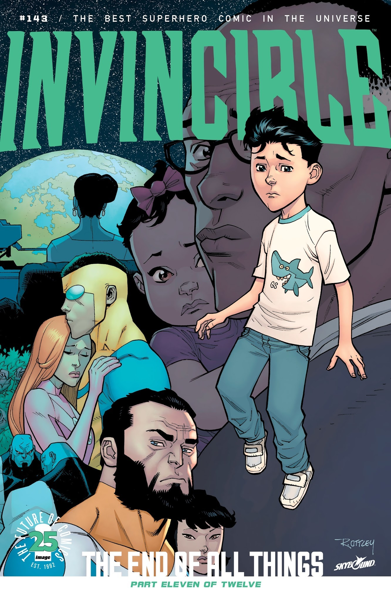 Invincible (2003) 143 Page 1