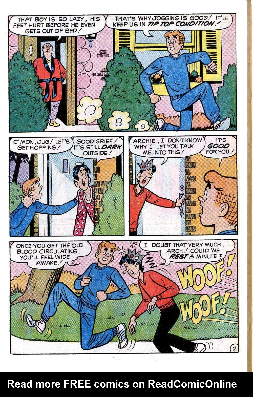 Read online Archie (1960) comic -  Issue #231 - 14