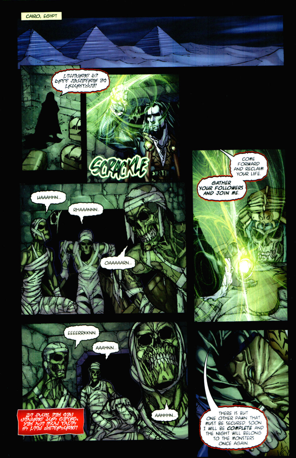 Army of Darkness (2006) Issue #8 #4 - English 13