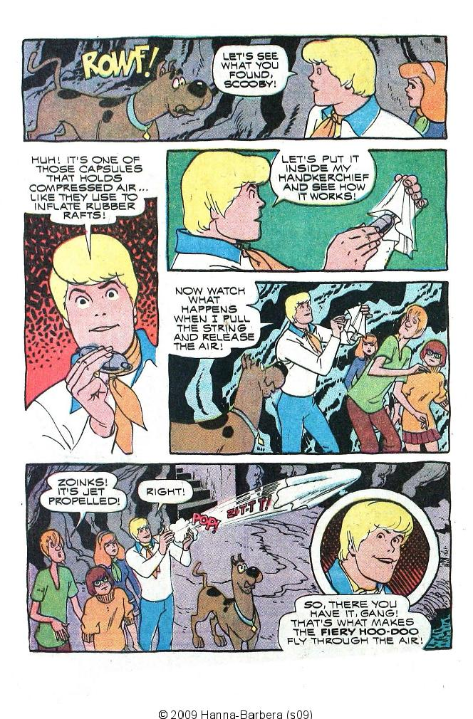Read online Scooby-Doo... Mystery Comics comic -  Issue #20 - 20