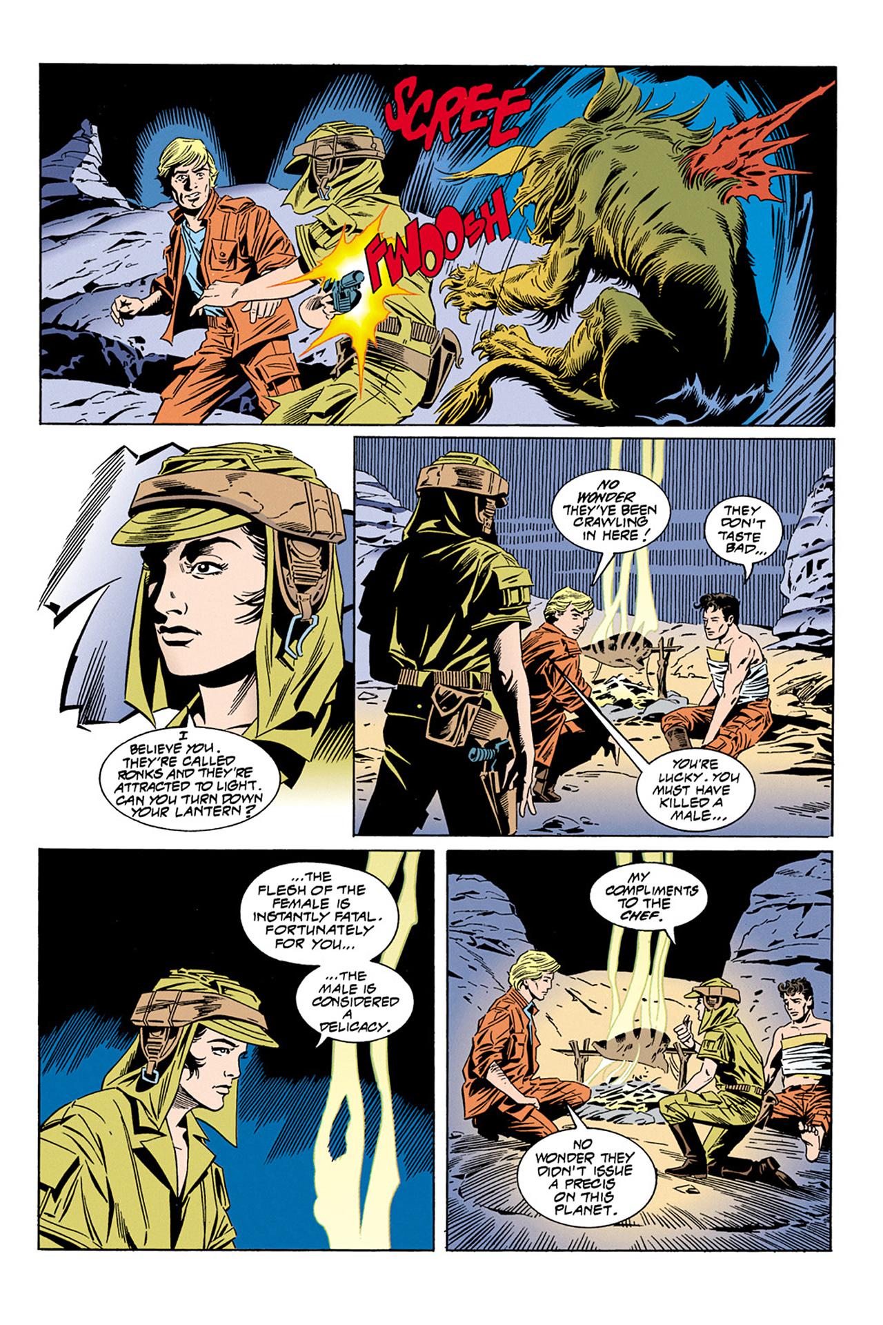 Read online Star Wars Omnibus comic -  Issue # Vol. 1 - 105