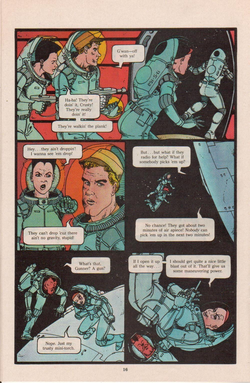 Read online Dalgoda comic -  Issue #8 - 18