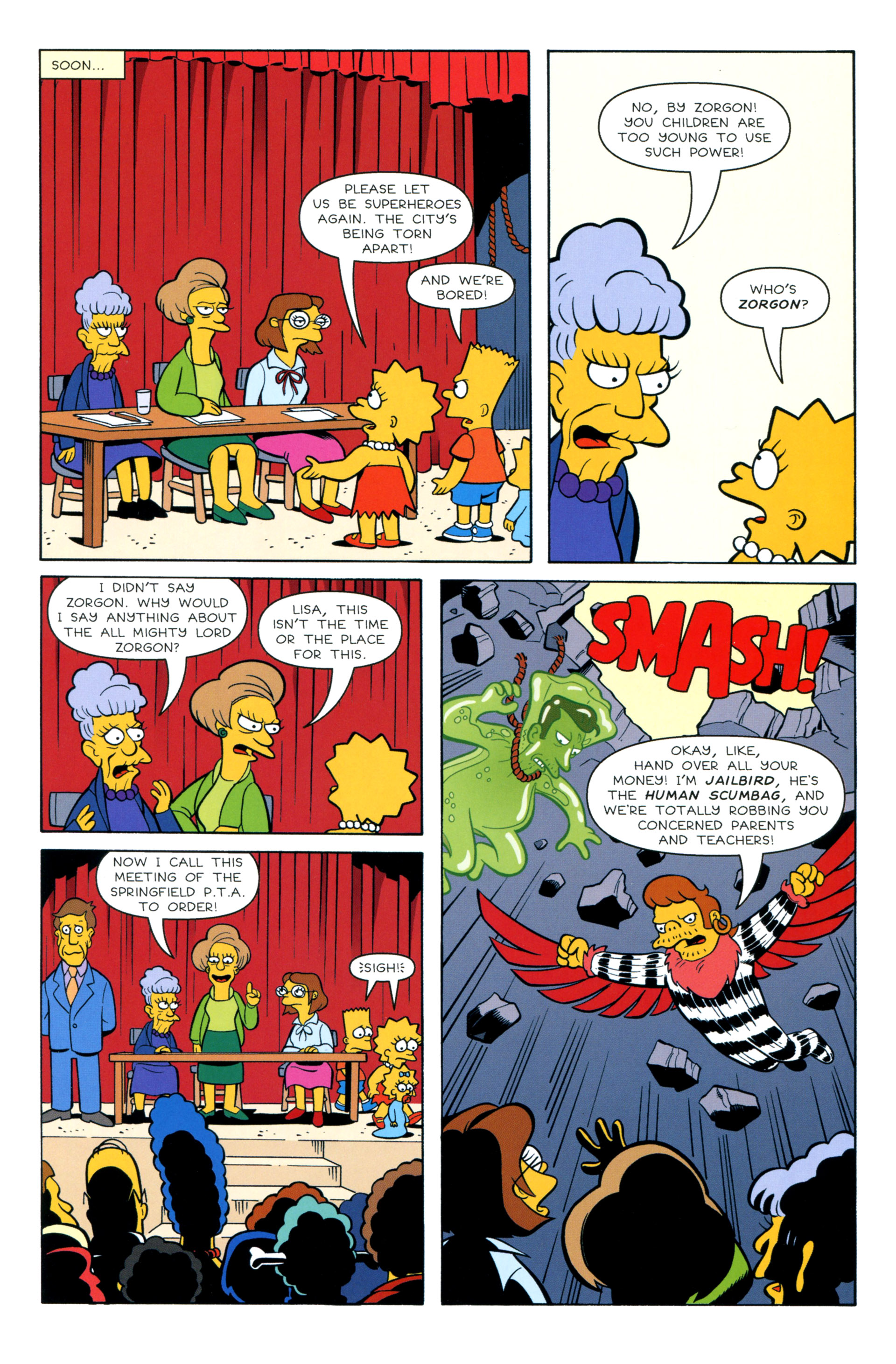 Read online Simpsons Illustrated (2012) comic -  Issue #8 - 43